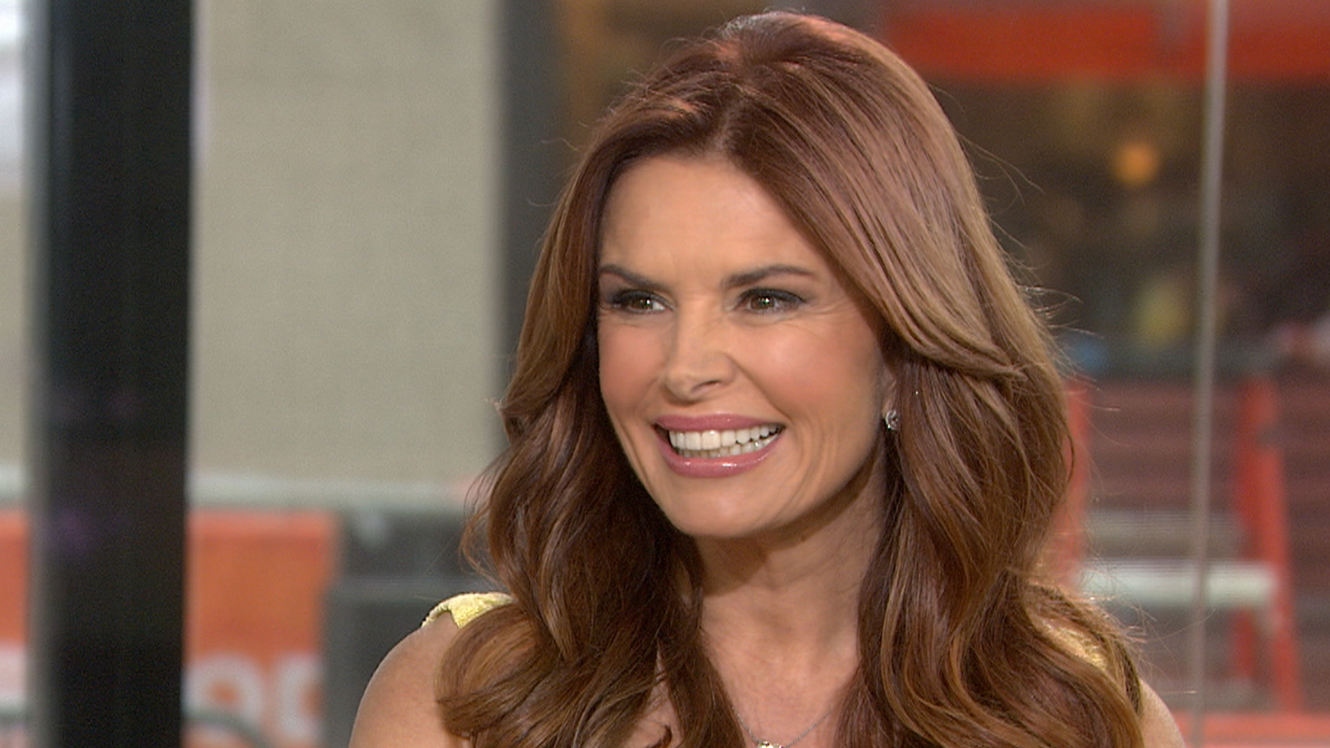 Roma Downey Roma Downey 39Son of God39 taught people about Jesus