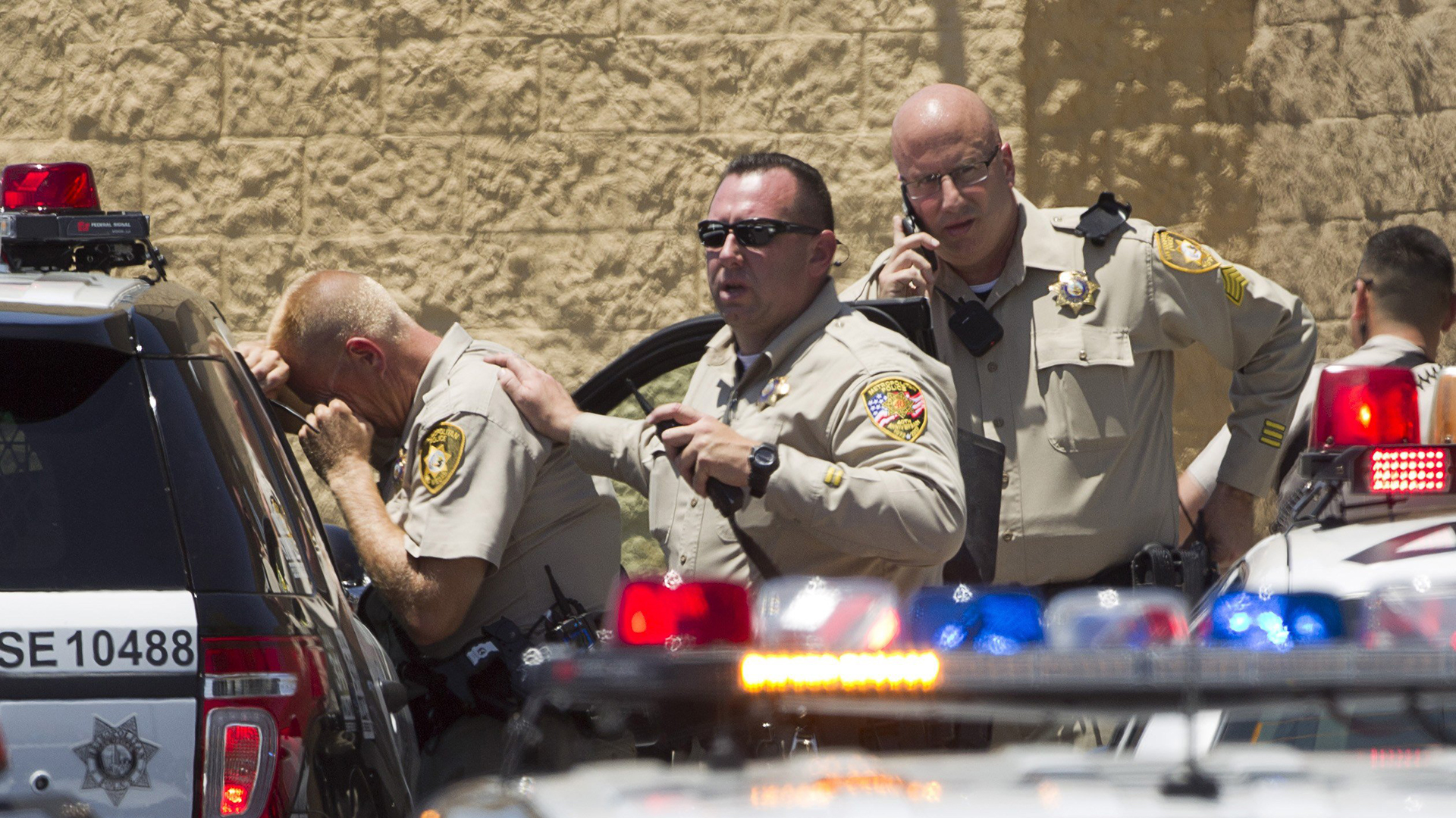 Two Cops, Three Others Killed in Las Vegas Shooting Spree