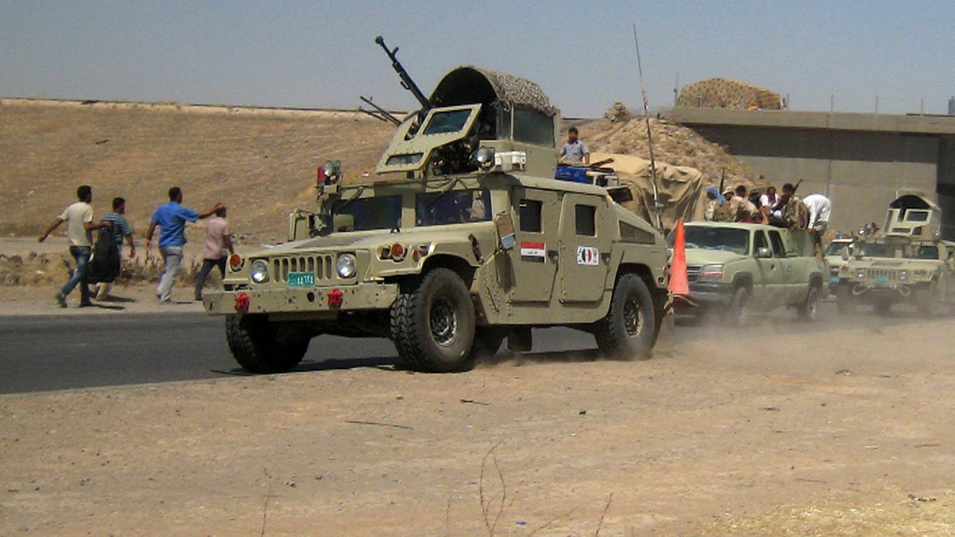 ISIS Militants Rampage Across Iraq: What You Need to Know
