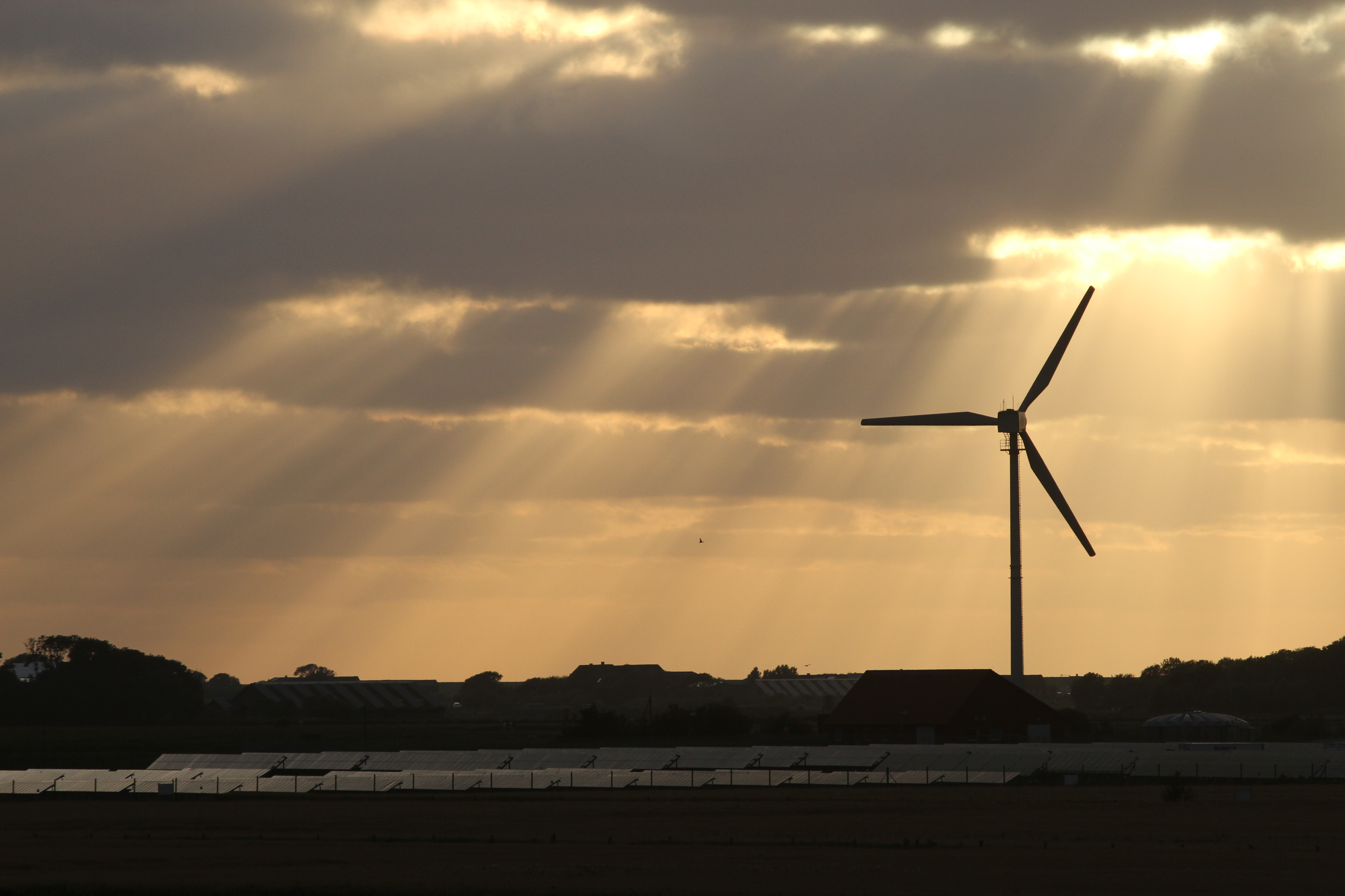 Windfall would a battery change renewable energy forever