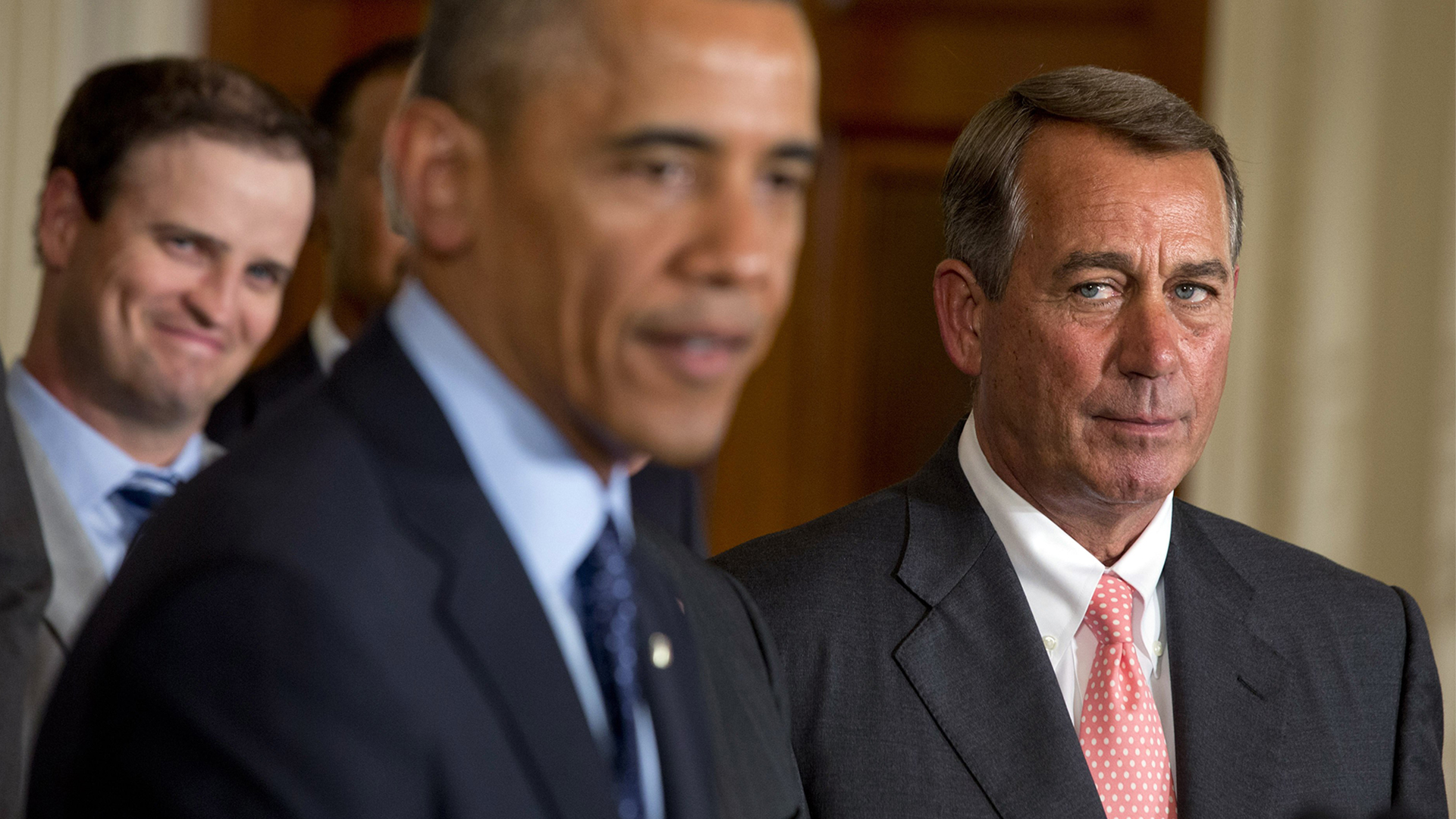 Boehner Confirms Lawsuit Against Obama for Executive Actions
