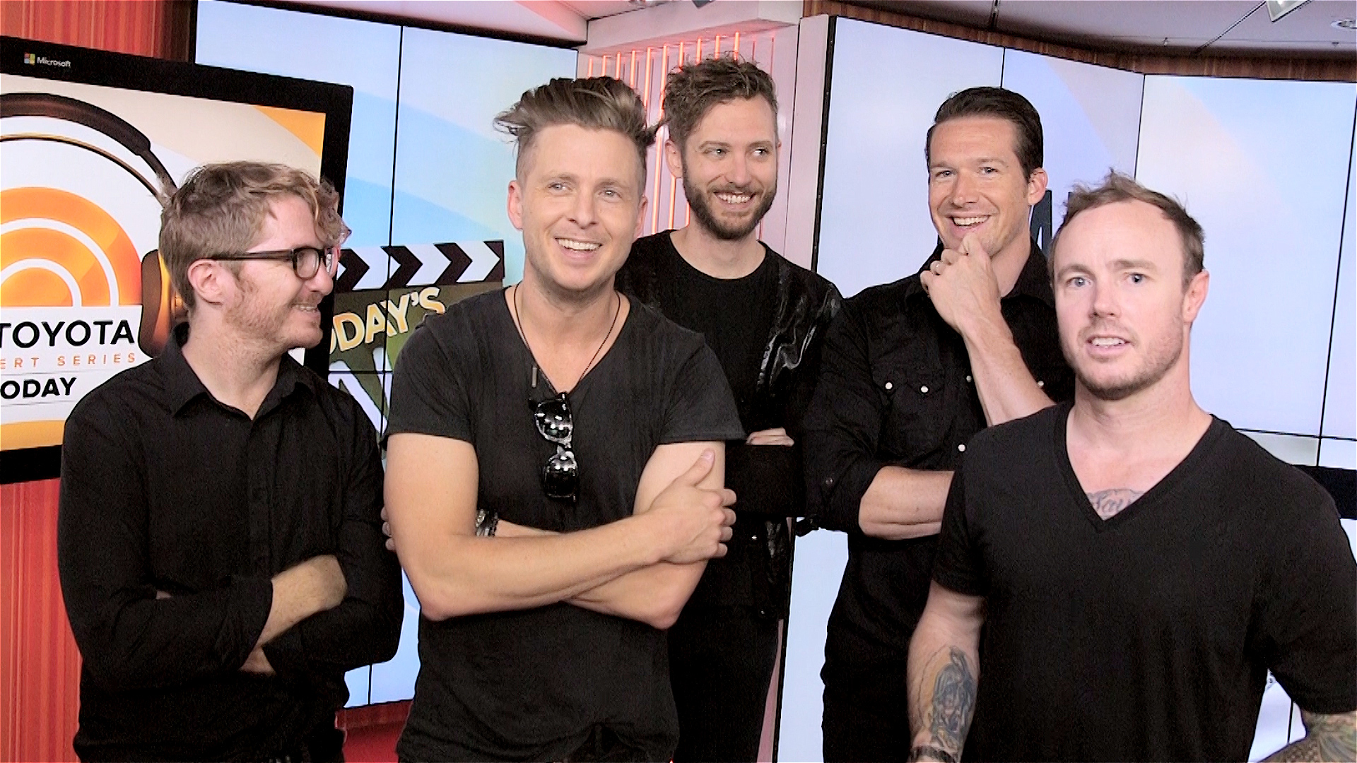 One Republic: The weirdest things fans have given us