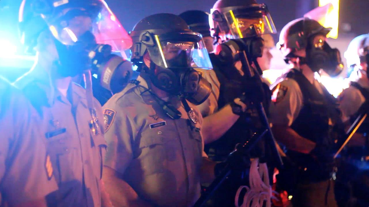 Inside Ferguson