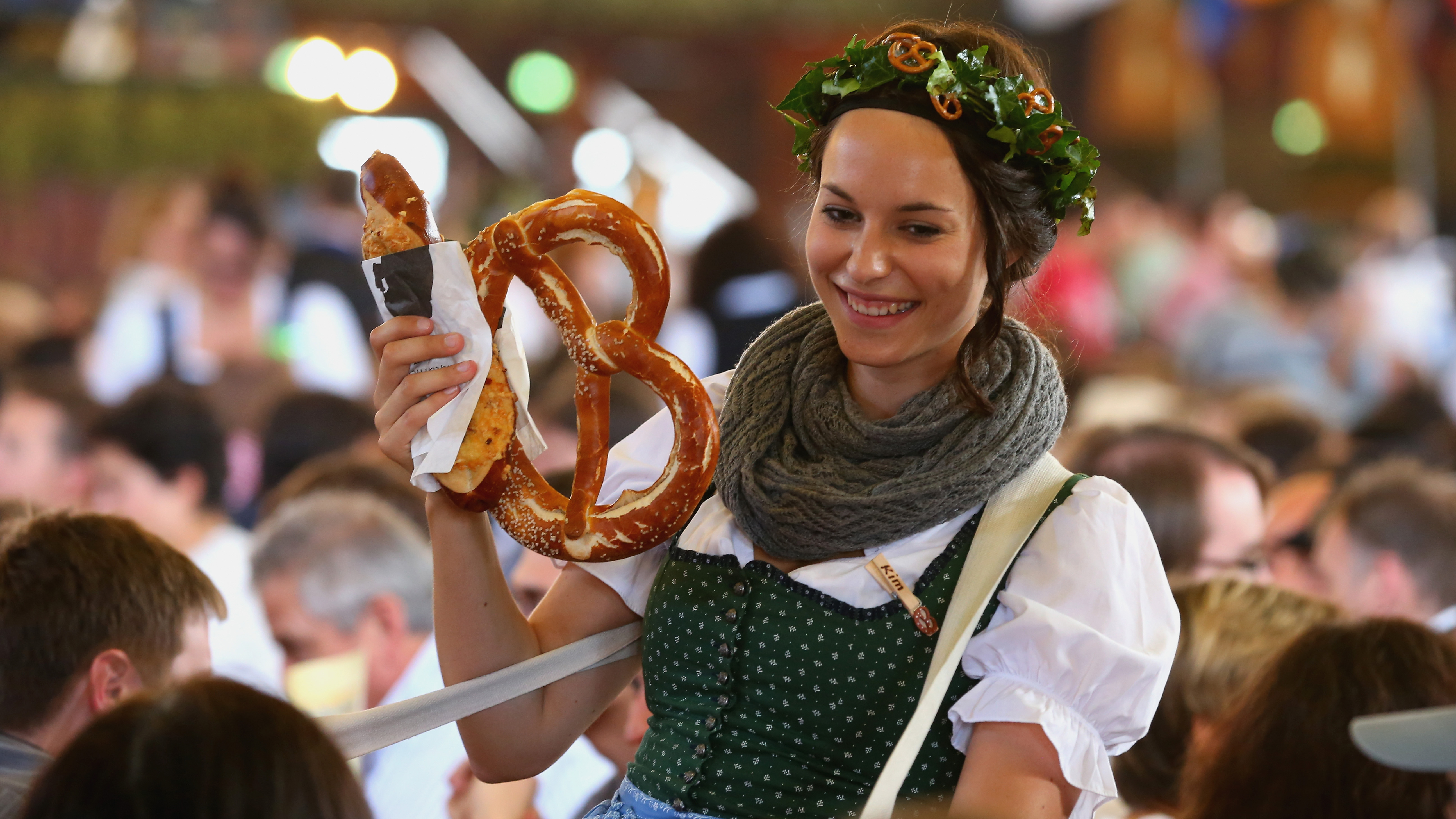beer pretzels oktoberfest by the numbers nbc news