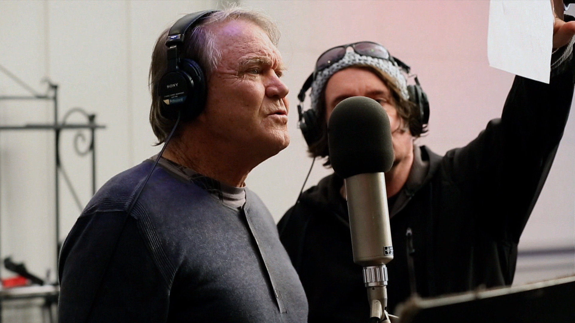 glen campbell men Why glen campbell's signature song was recorded before jimmy  these  telephone poles and there was a man on top, talking on a telephone.