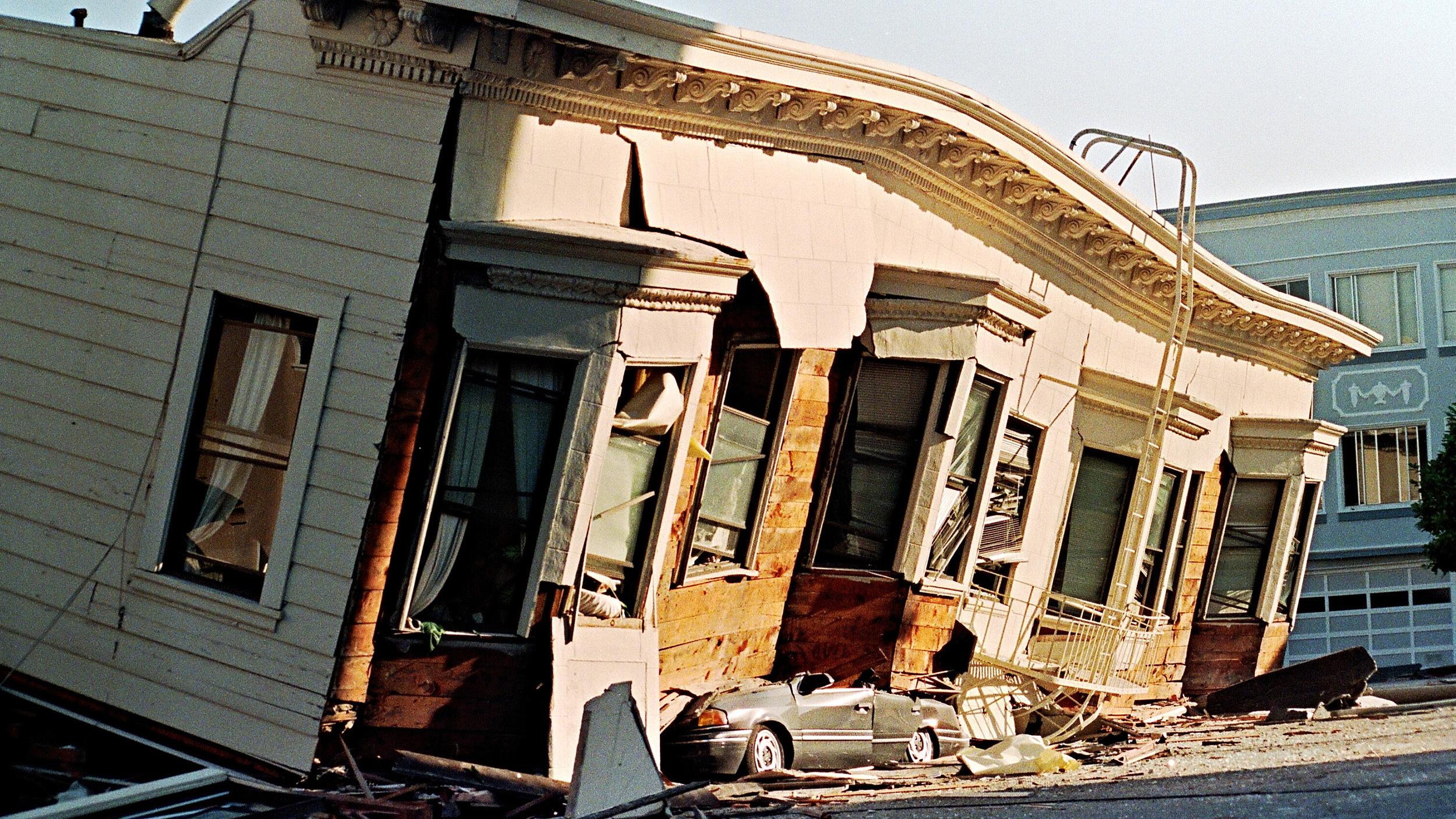loma prieta the earthquake that stopped the world series