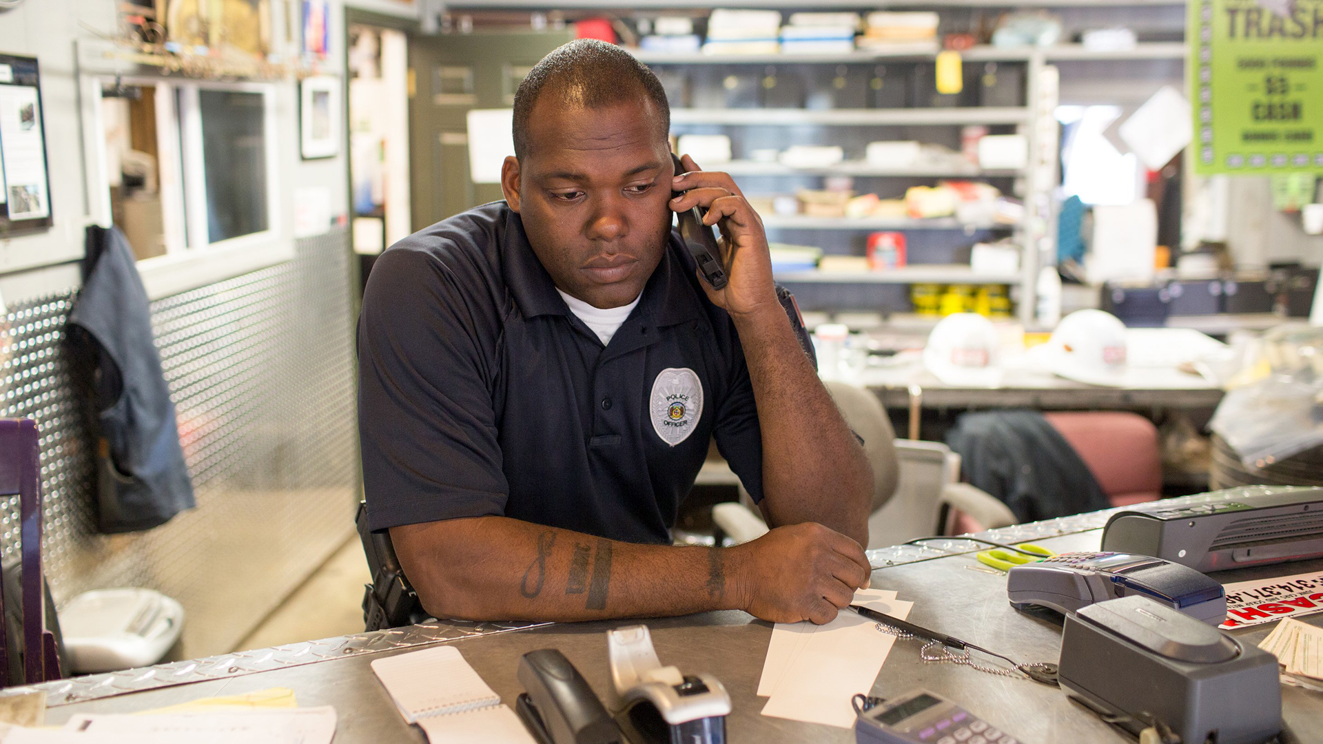 Police Pay Gap: Many of America's Finest Struggle on Poverty Wages