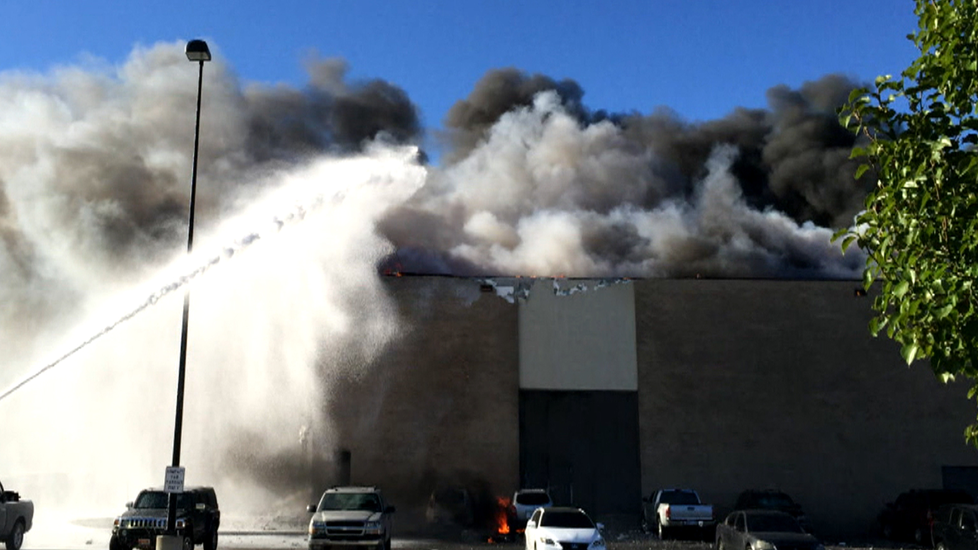 Plane Slams Into Airport Building in Wichita, Kansas; Four Dead