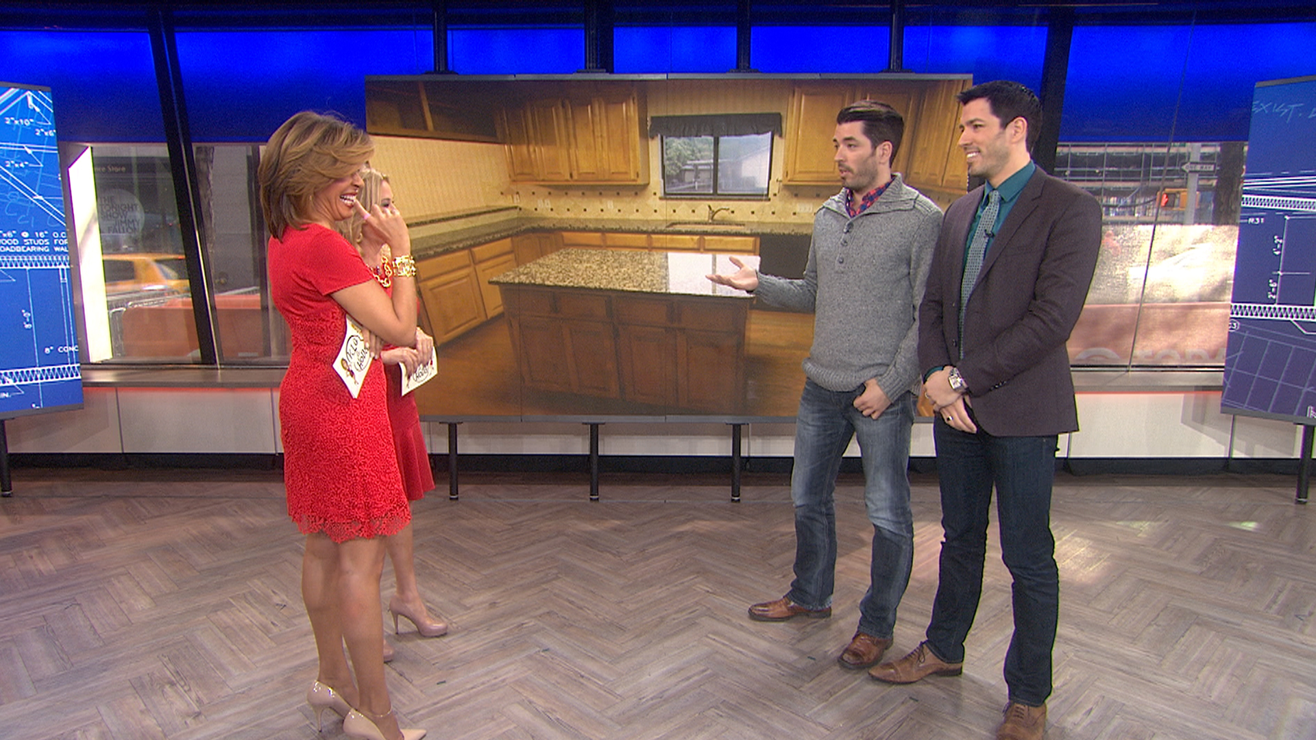 Property Brothers Background Look Inside Property Brothers'