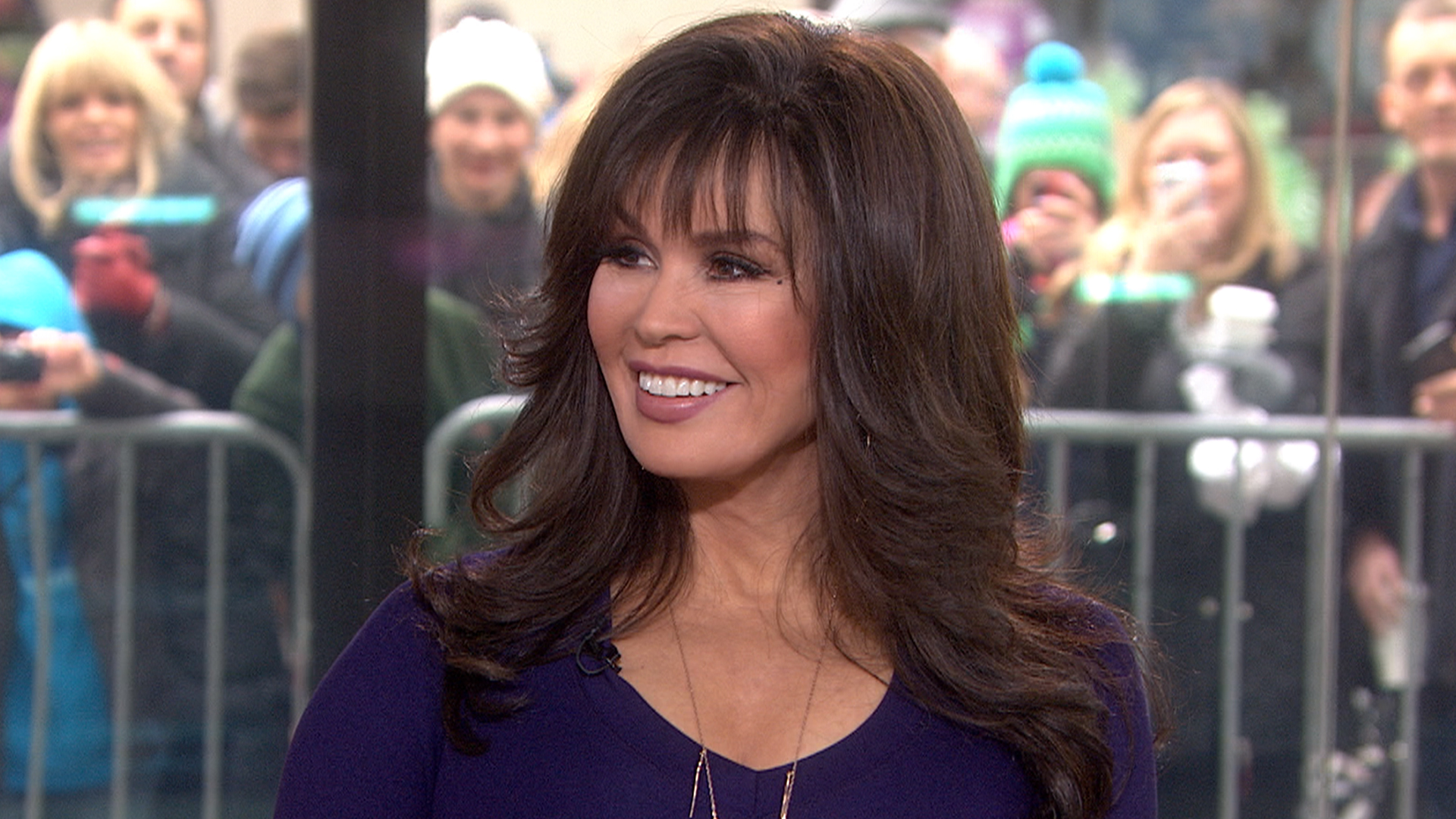 Marie Osmond Donny And I Are Going On Tour Today Com