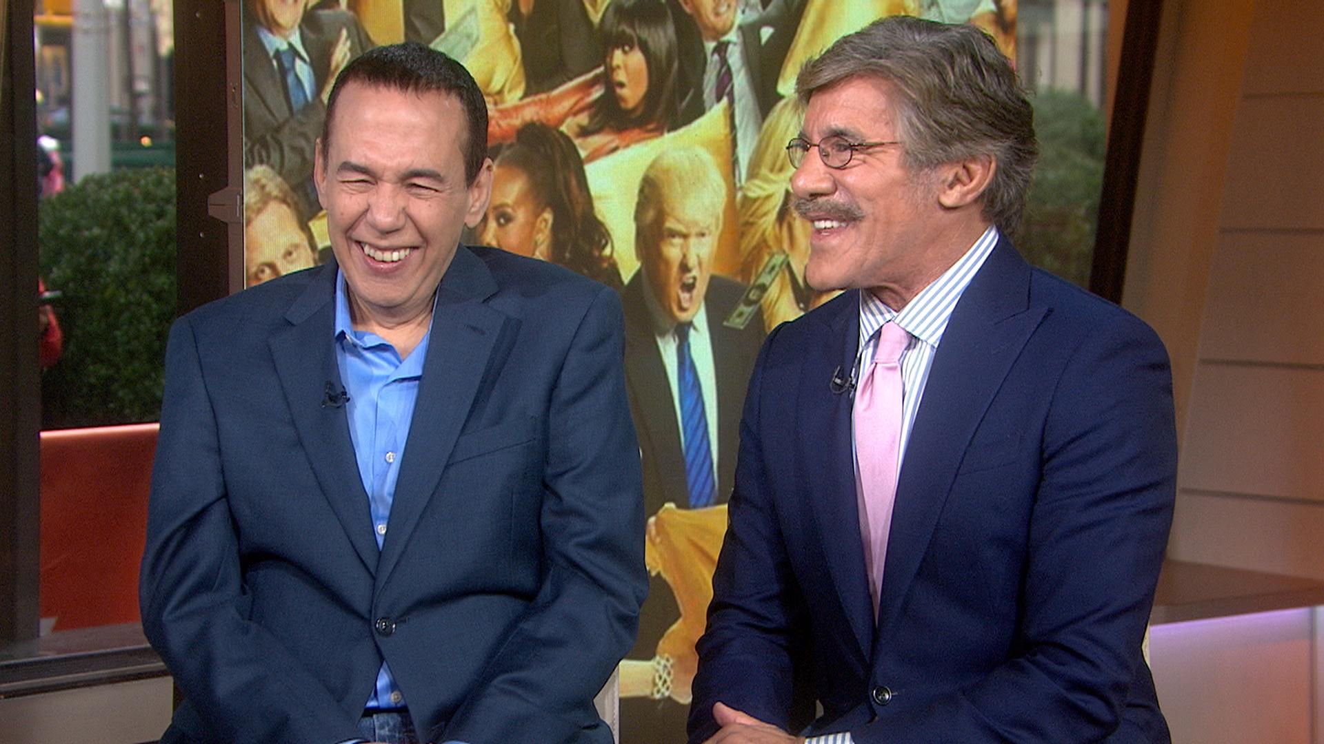 Kevin Jonas & Gilbert Gottfried — Fired 'Celebrity ...