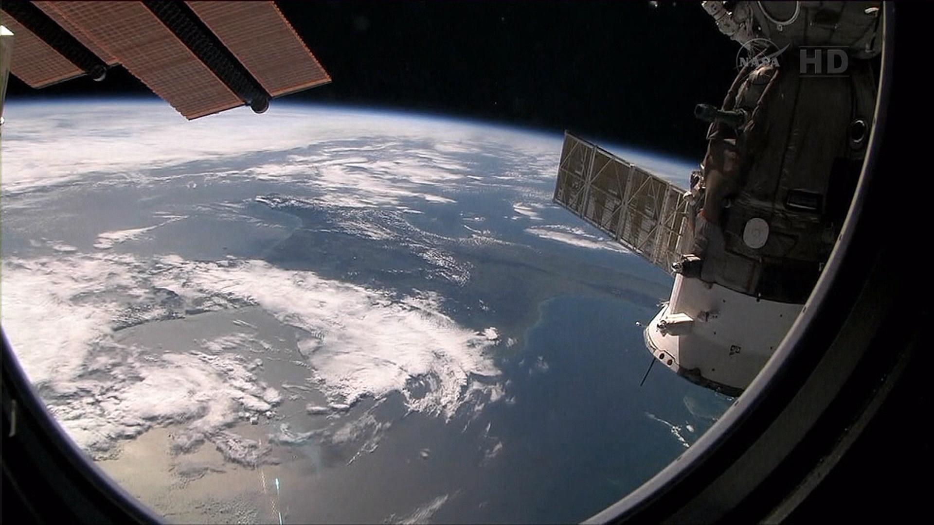 space station ammonia leak - photo #20