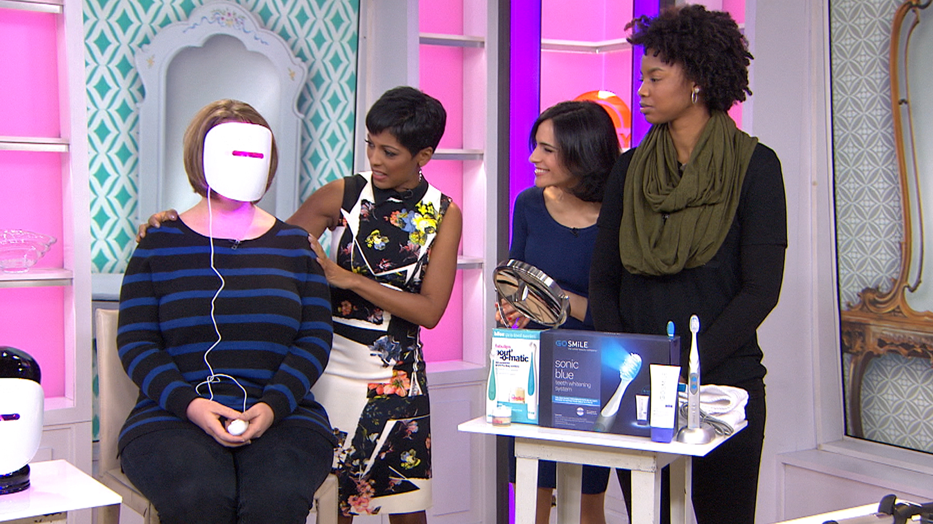 Tamron's Tuesday Trend: High-tech Beauty Tools To Save