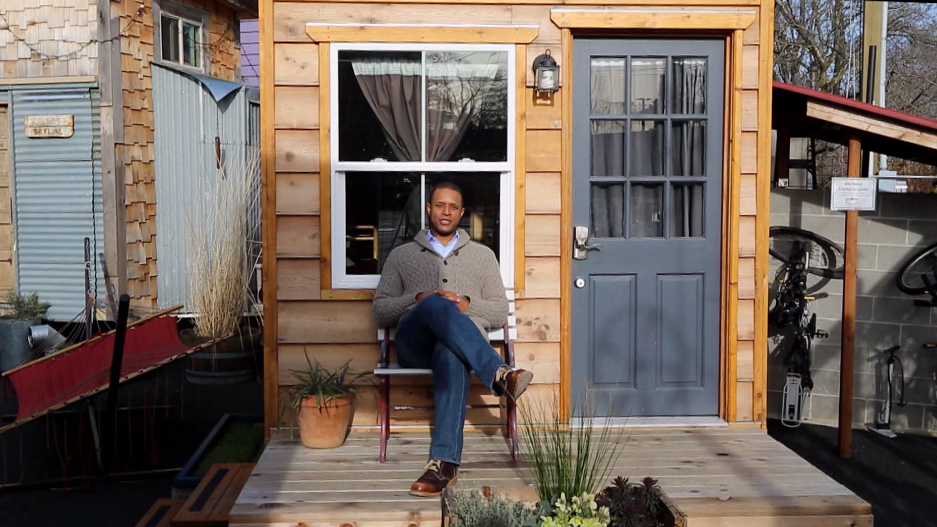 The 'tiny House Market' Is Proving That Bigger Homes Aren