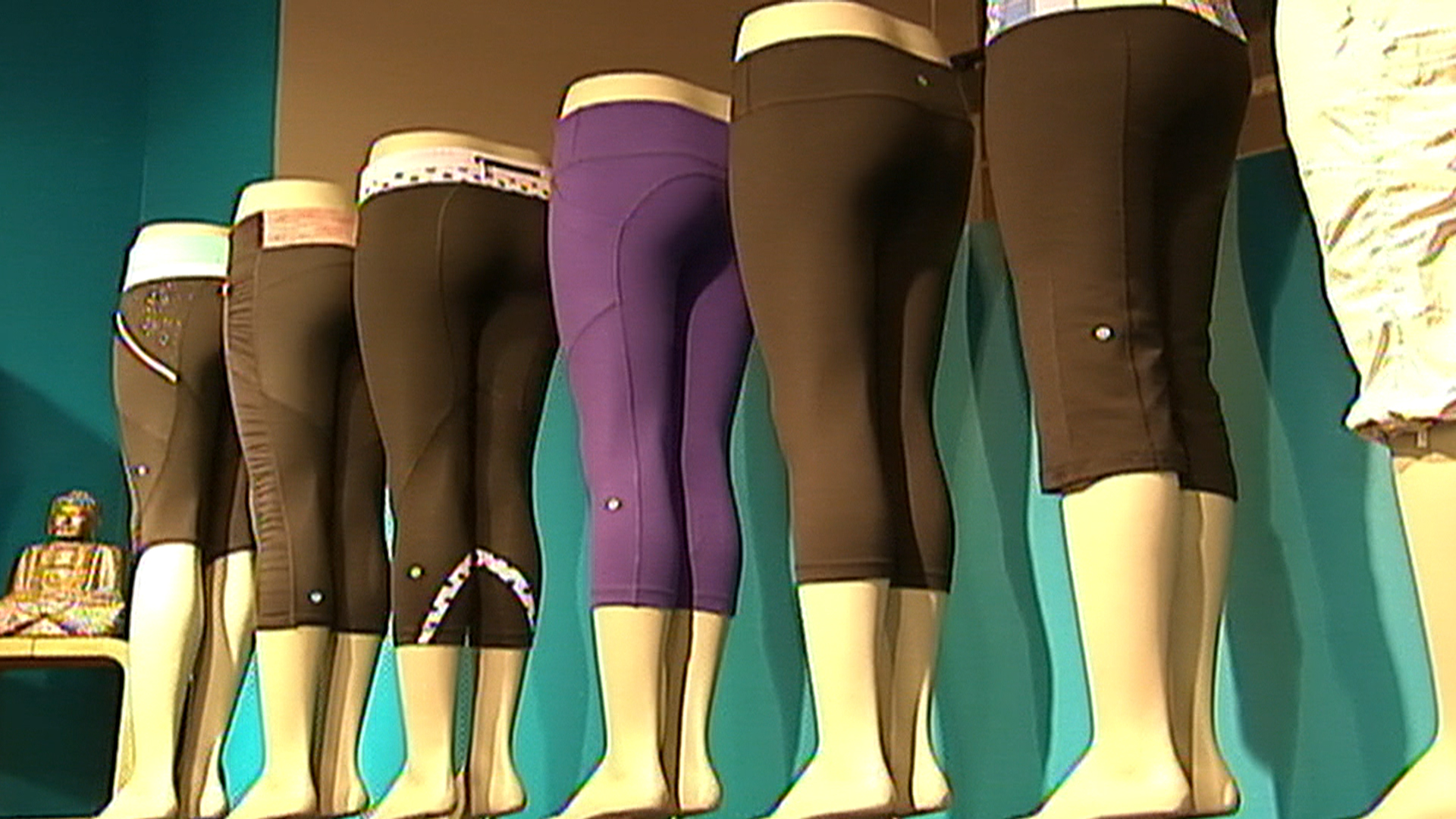 Too Revealing Montana Lawmaker Proposes Ban On Yoga Pants