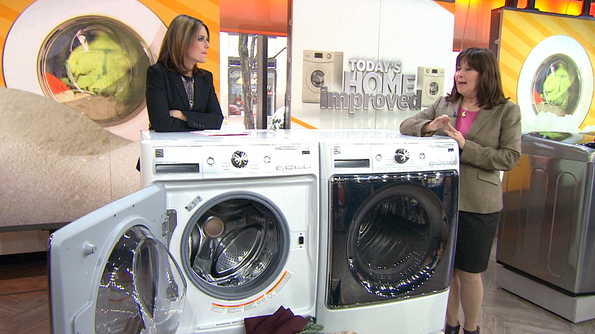 How to find the best washer and dryer TODAY