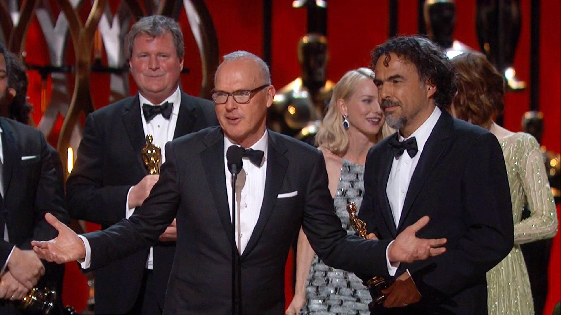 Oscars 2015: 'Birdman' Soars on Hollywood's Biggest Night