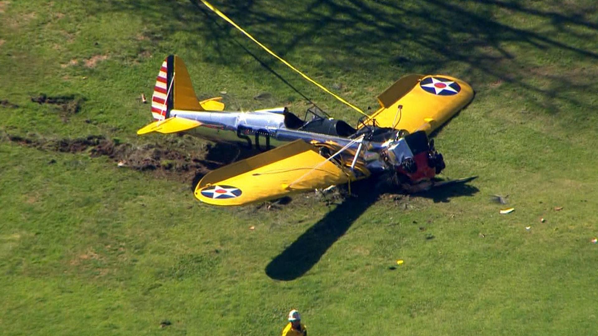 Harrison Ford Plane Crash: NTSB Issues Preliminary Report