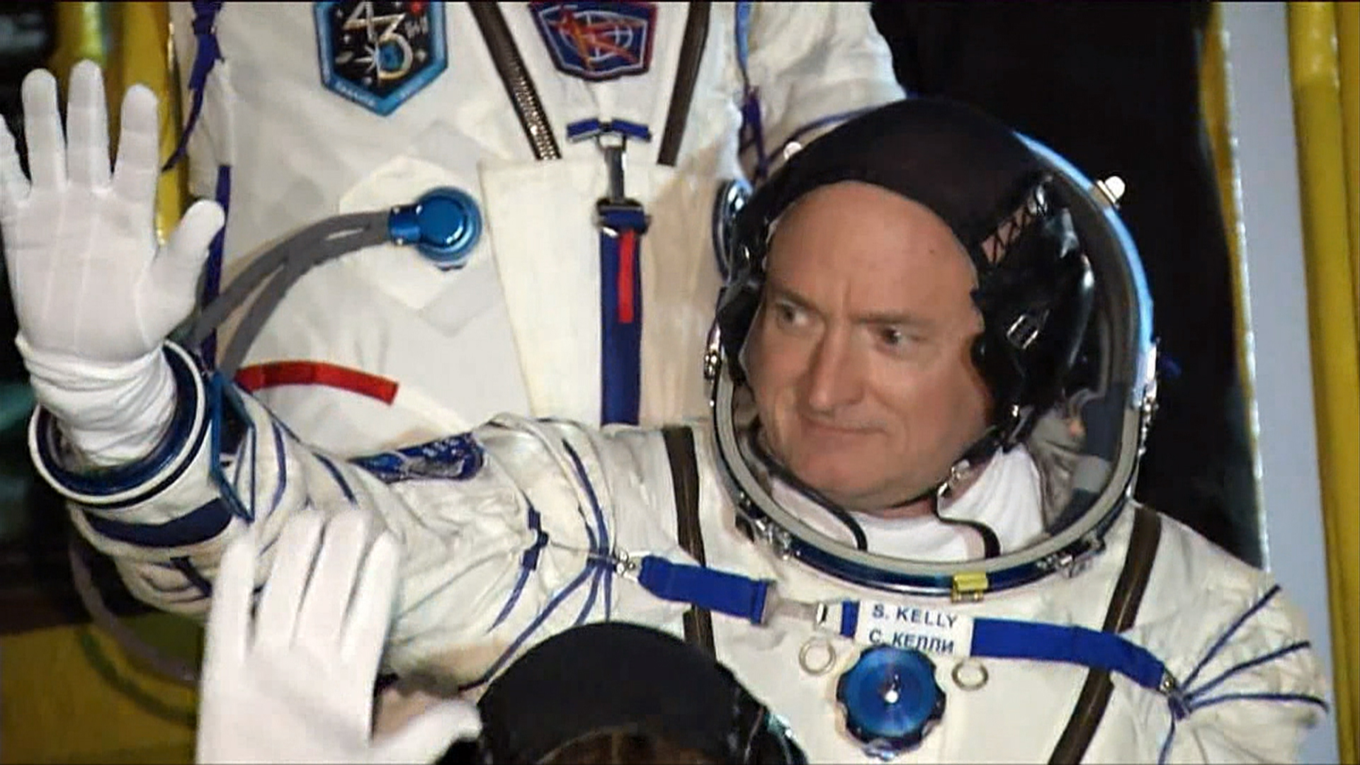 mike kelly astronaut - photo #9