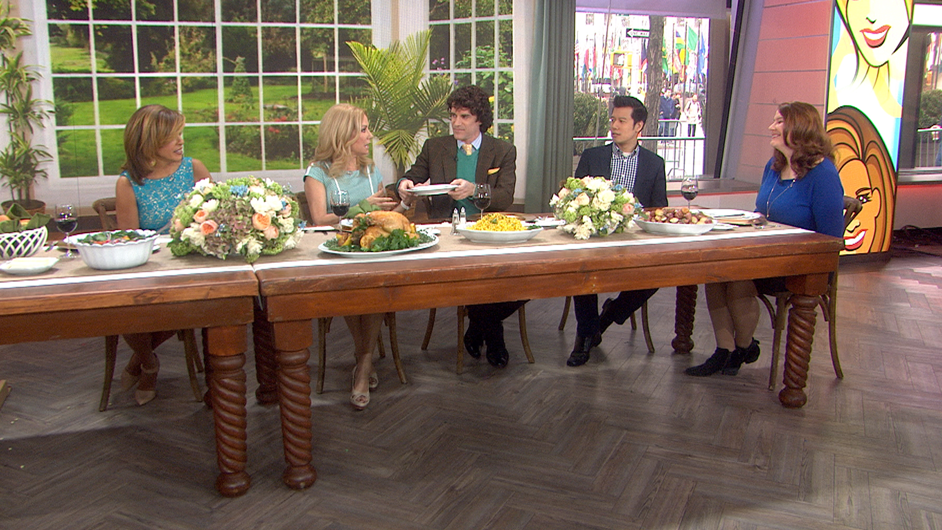 Tips for proper etiquette at Easter, Passover dinners
