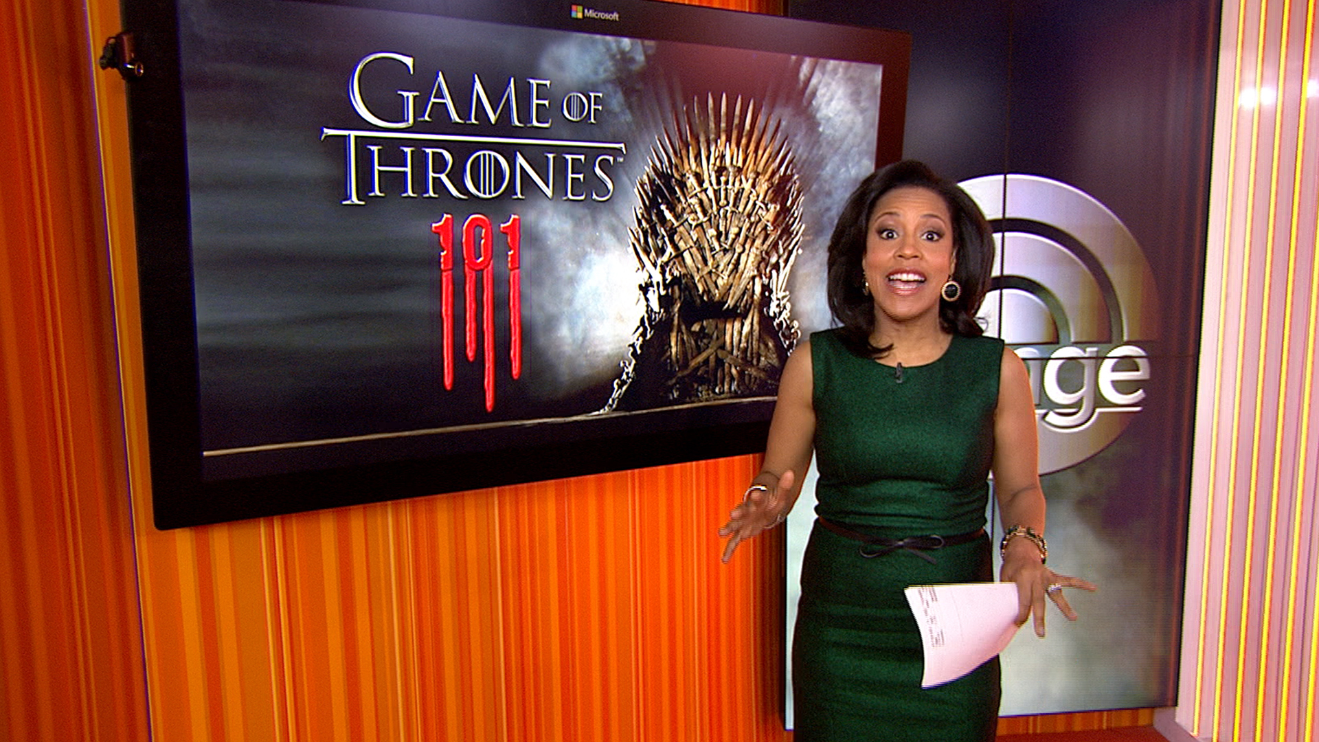 #GOTscience: 'Game of Thrones' Plot Raises a Grisly Burning Question