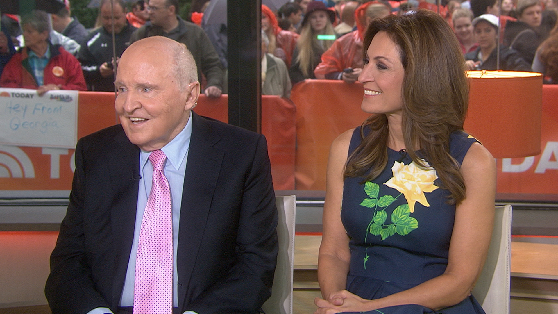 the life and times of jack welch The real-life mba: jack and suzy welch discuss their latest book on campus  the best-selling authors offer tips on managing today's.
