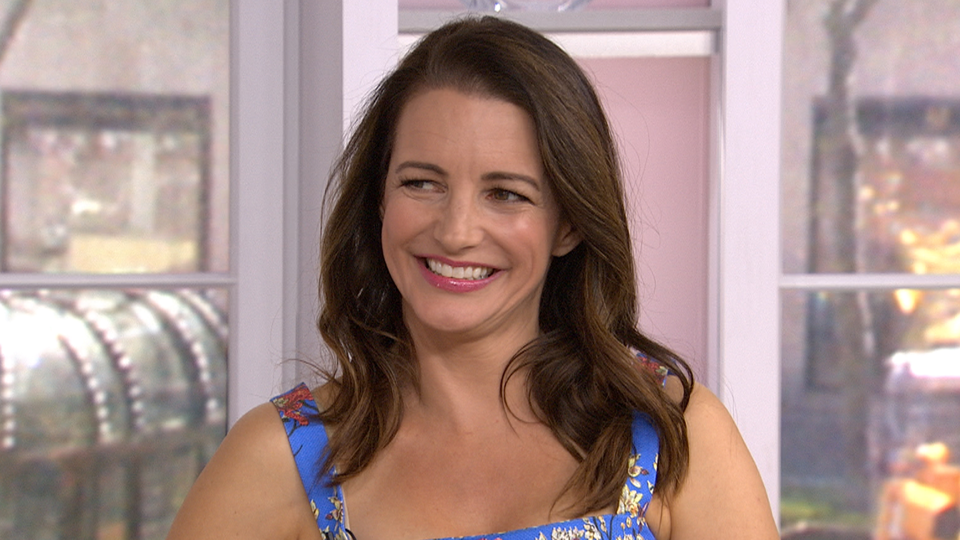 Kristin Davis talks elephant doc, 'Sex and the City' movie ...