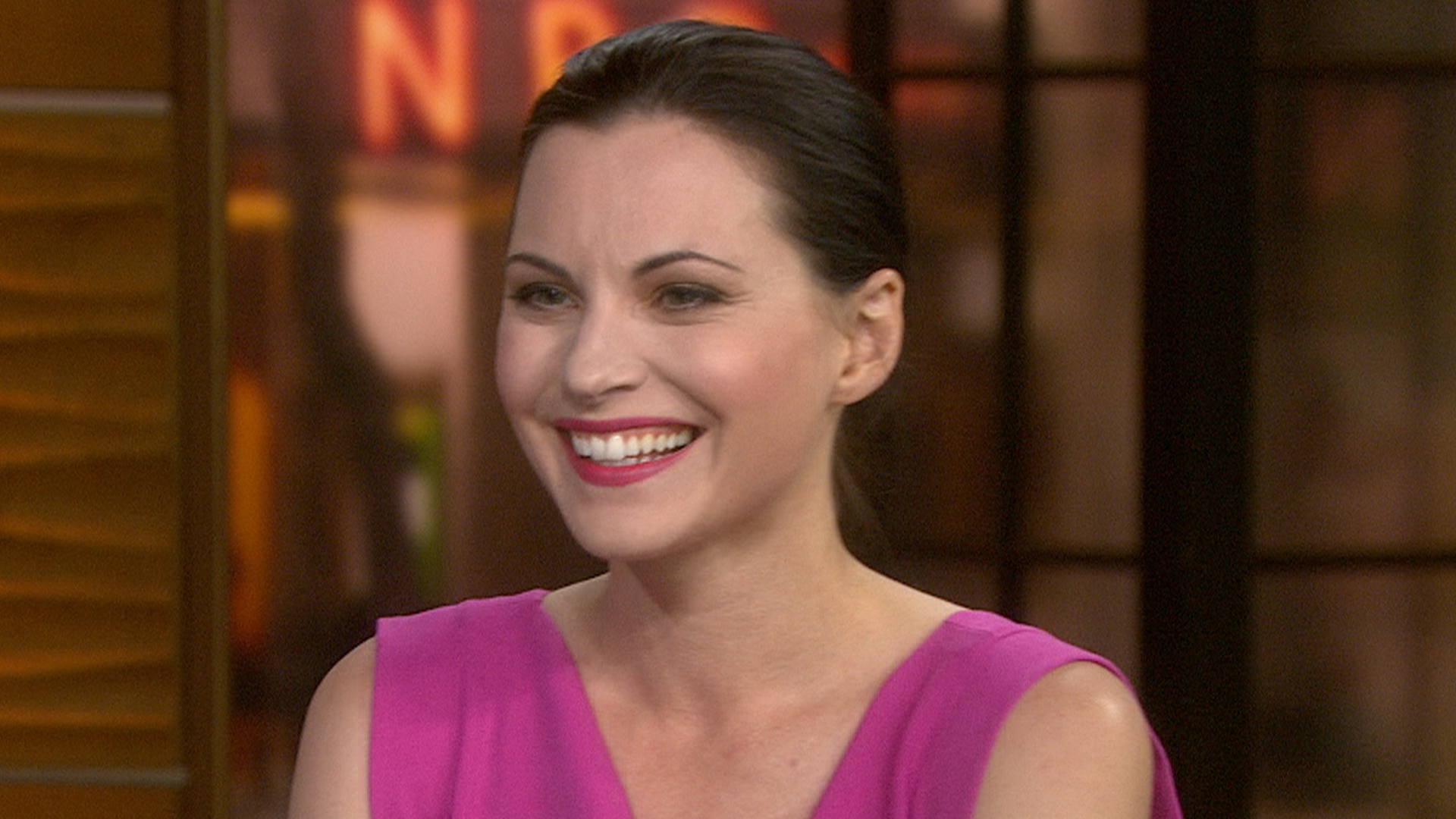 Watch Jill Flint video