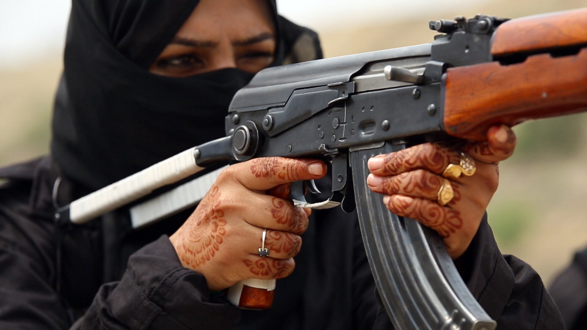 Lady Killers: Meet the Women Fighting the Taliban in Pakistan