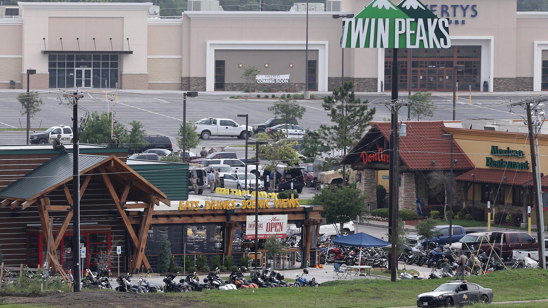 Waco Biker Brawl: Scores Arrested After Shootout at Twin Peaks Bar