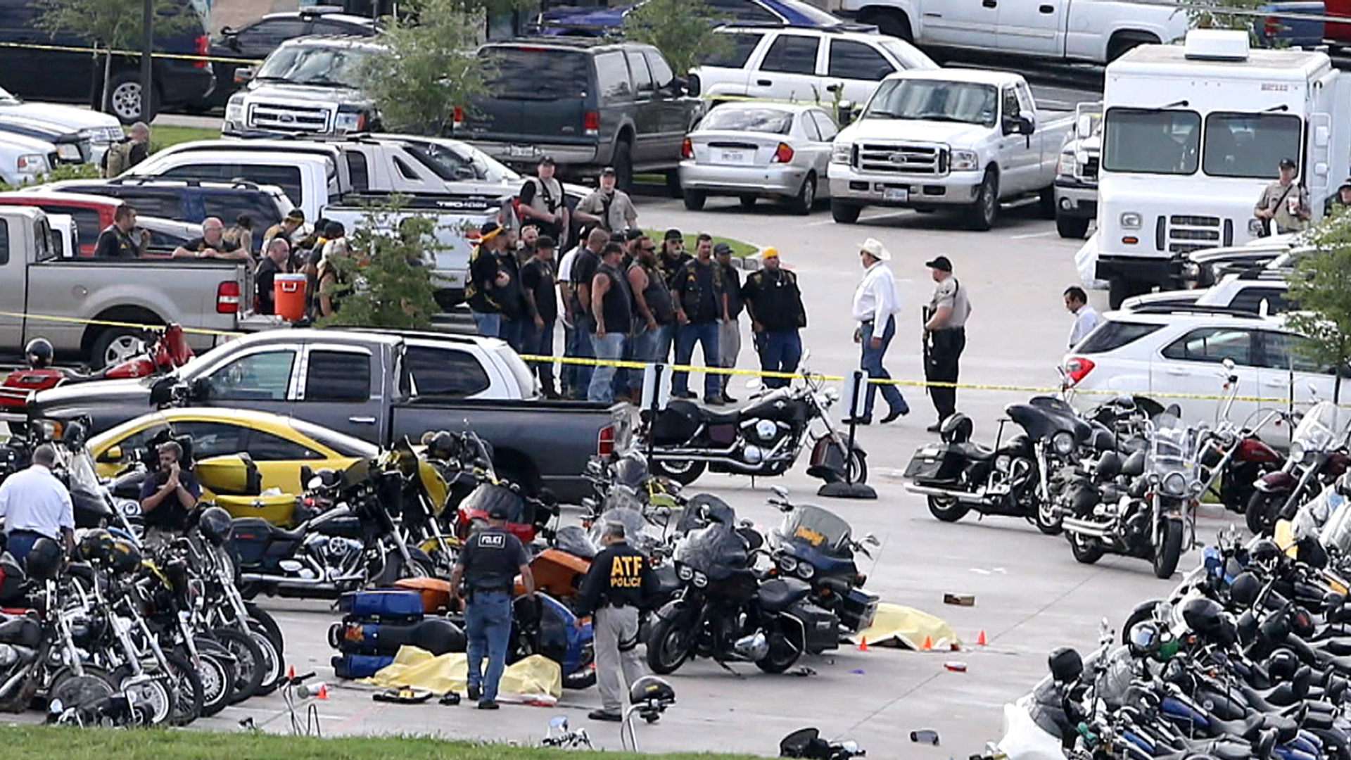 Waco Biker Gang Shootout: Threats Against Cops Have 'Toned Down'
