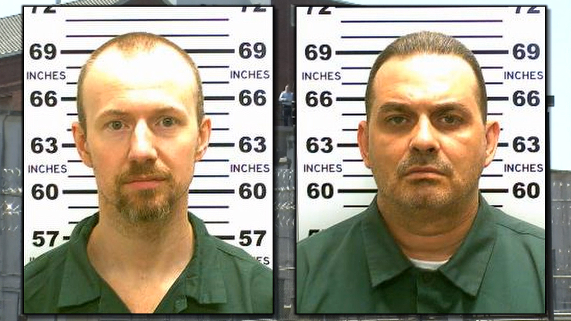 Two Convicted Murderers Escape New York Prison
