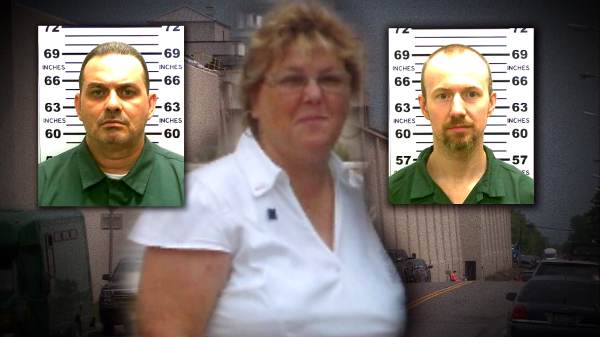 Details of Joyce Mitchell's prison relationships emerge