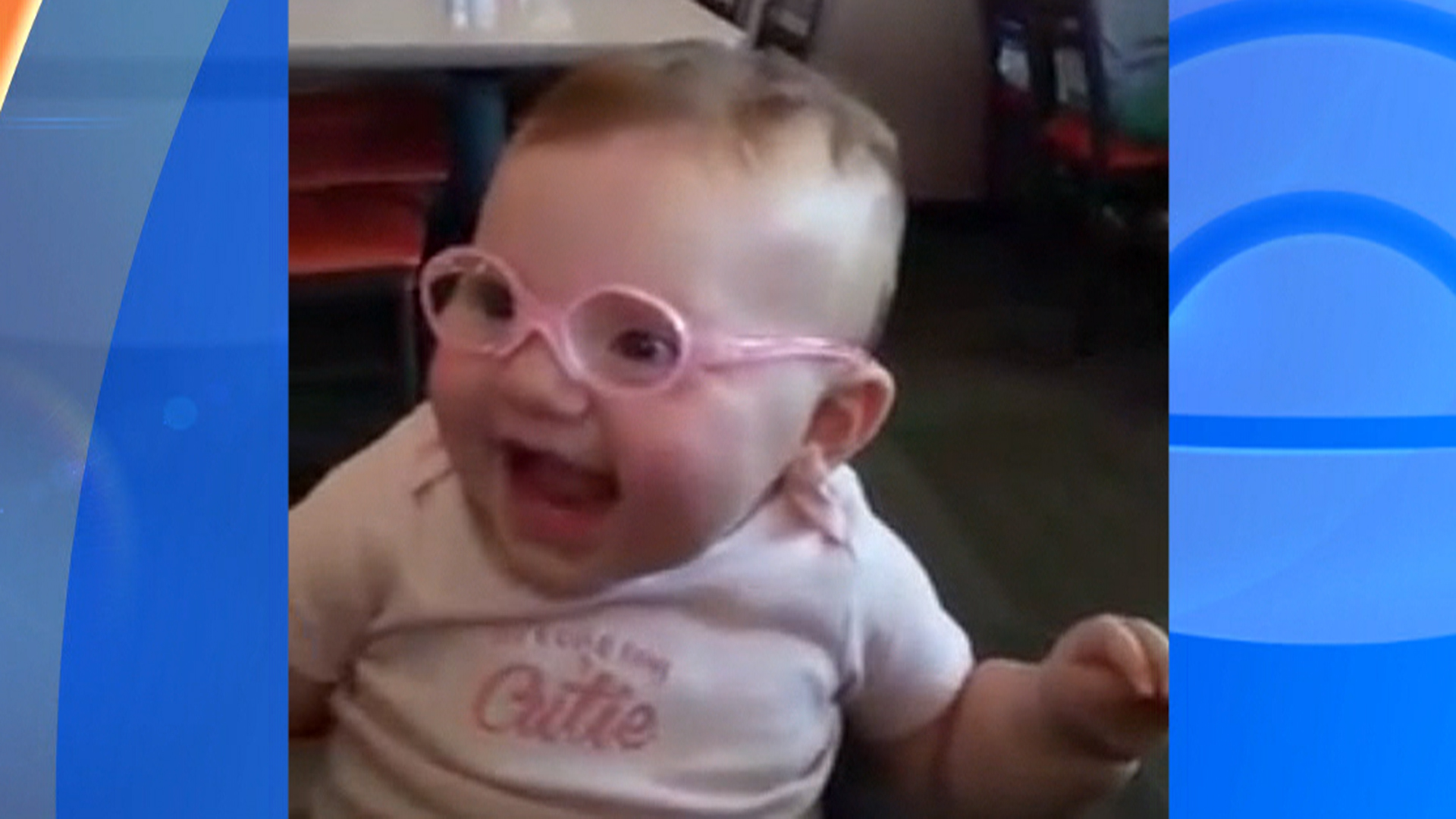 Pediatrician shows how to calm a crying baby in seconds