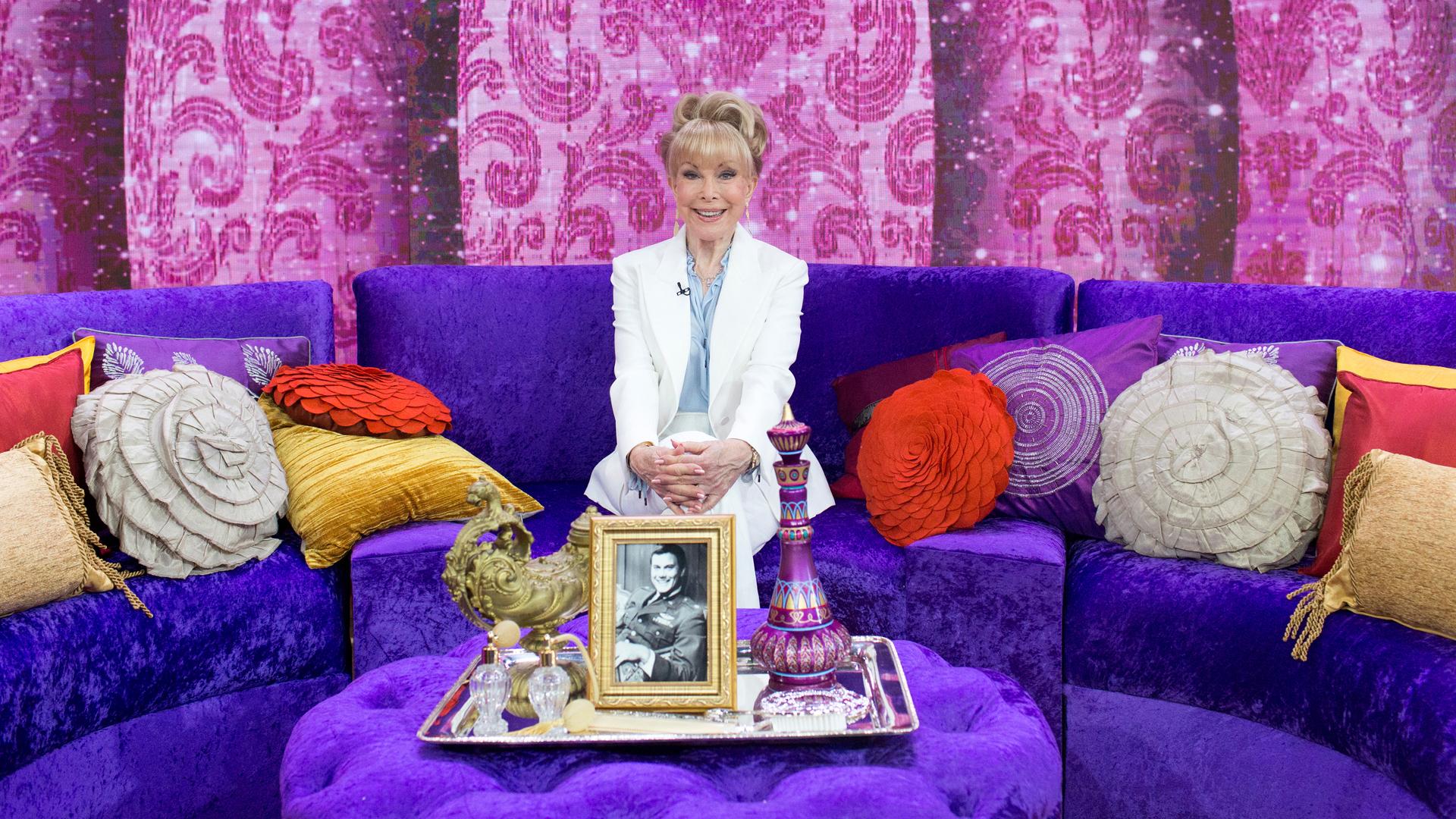 I Dream Of Jeannie Star Barbara Eden Talks About Her Show