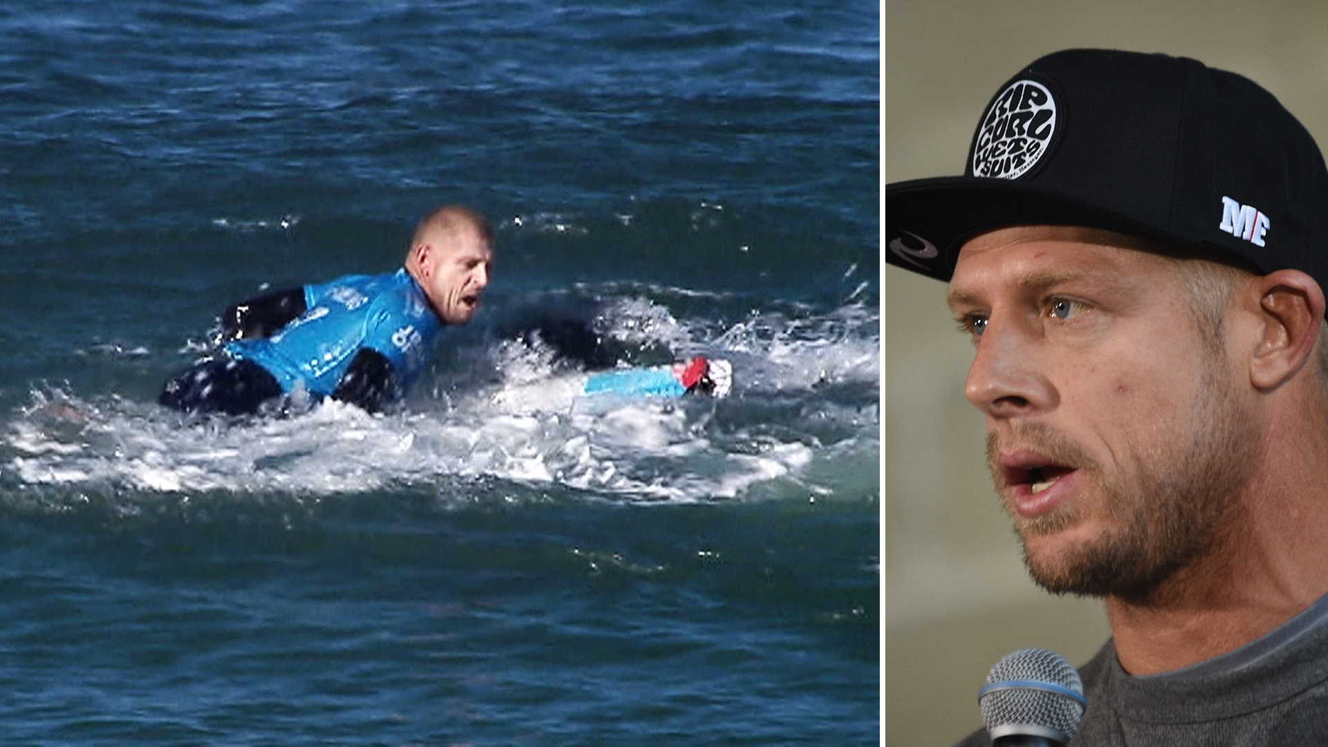 Surfing Mick Fanning survives Bonus-Codes bwin shark Empfehlungscode bwin bwin 2013 attack South Africa