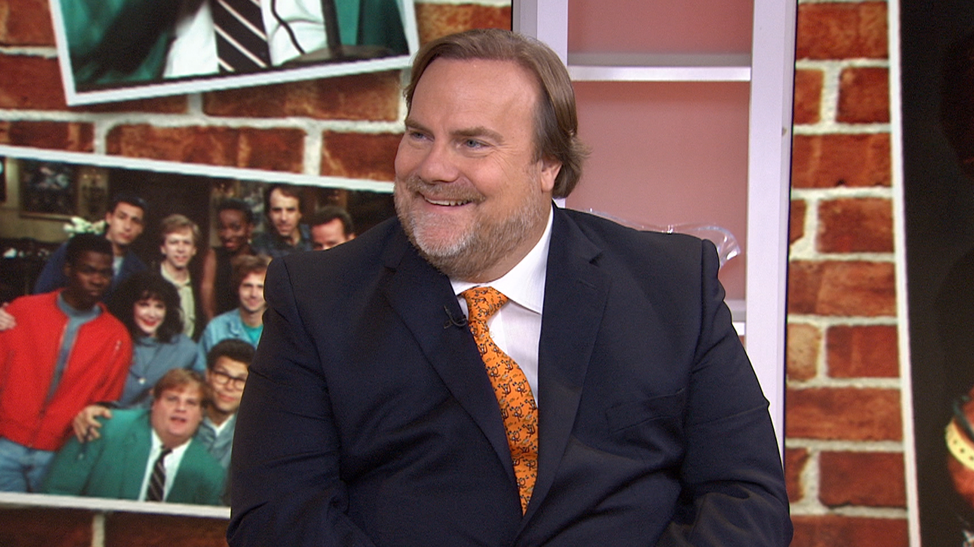 Chris Farley's brother Kevin recalls the comedy legend in ...
