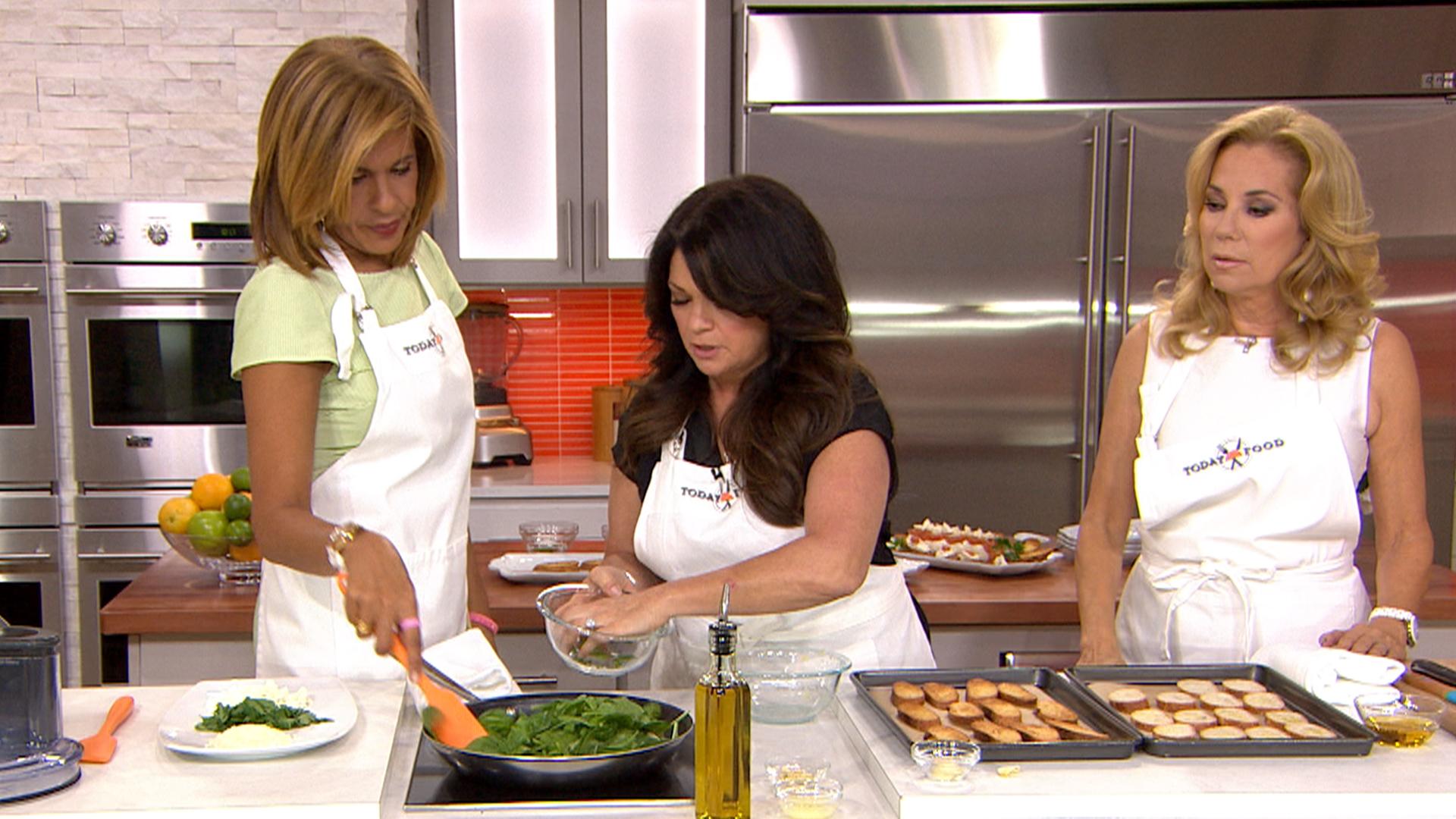 Valerie Bertinelli Show On Food Network