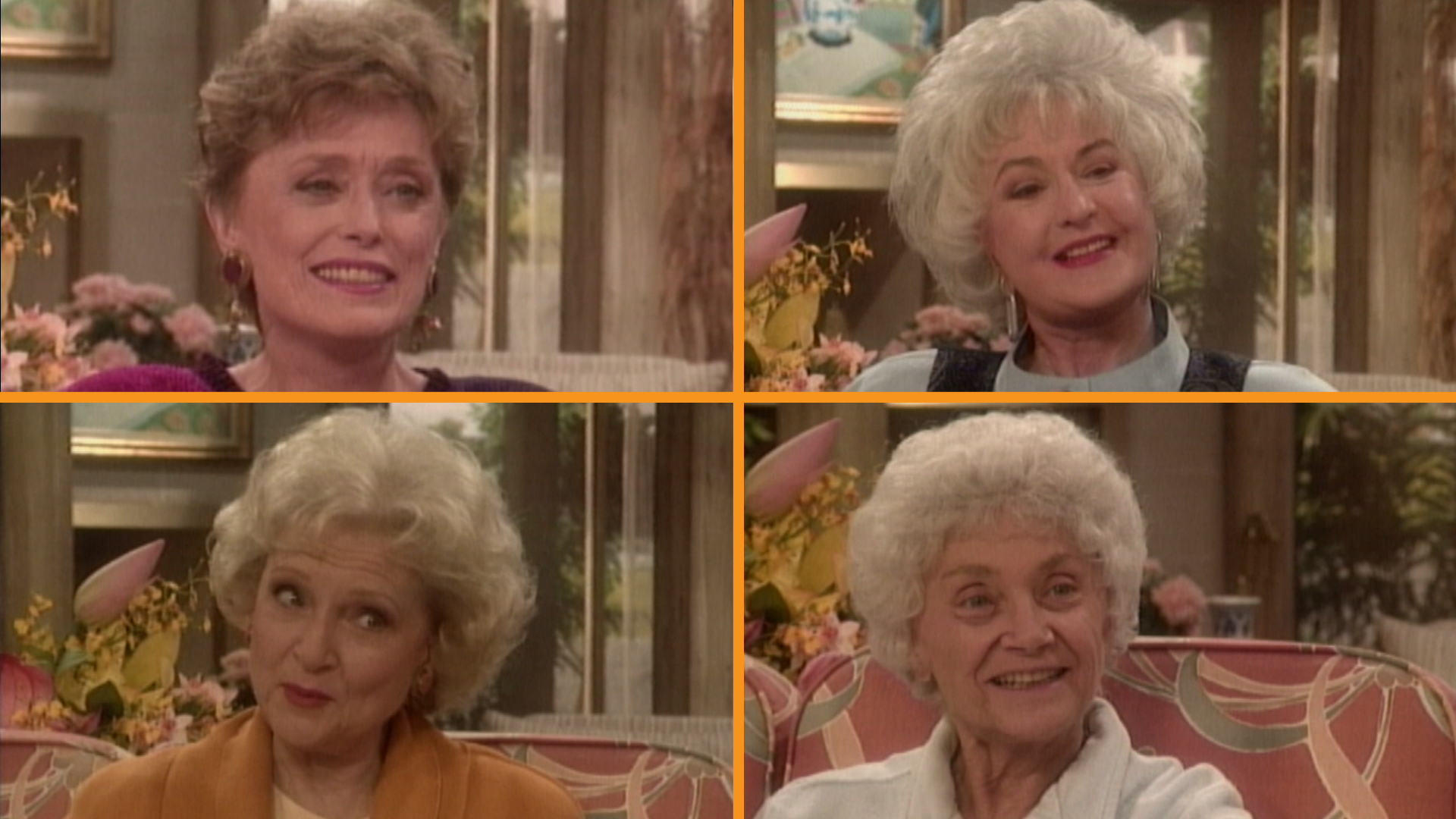 Golden Girls Flashback See Betty White And Other Cast Members On TODAY In 1991