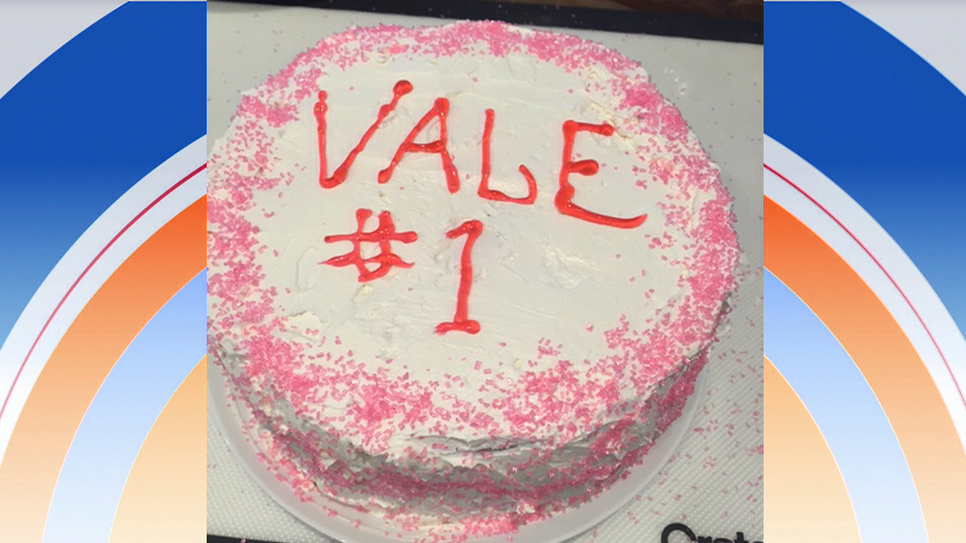 Savannah Birthday Cake Attempt For Vale With Natalies Help