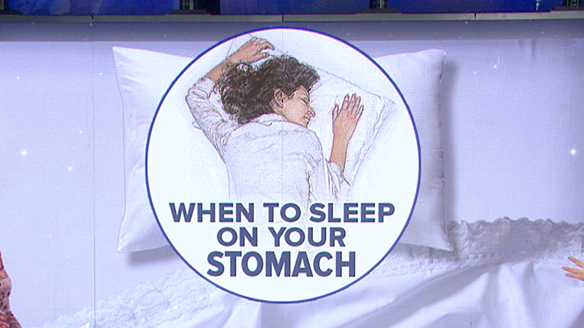 The key to sleeping well every night- without tossing and turning