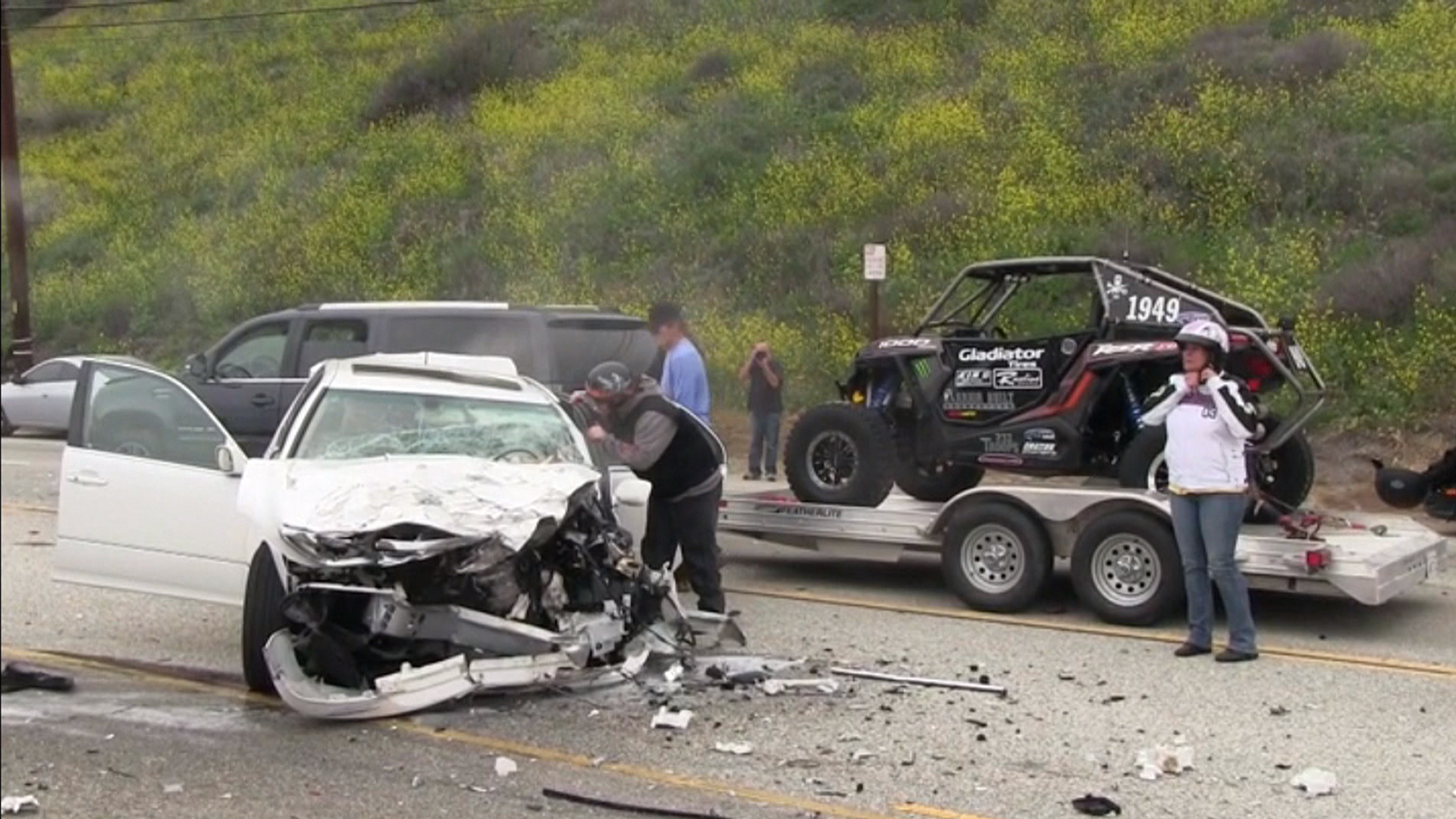 Caitlyn Jenner could face manslaughter charge in Malibu car crash ...