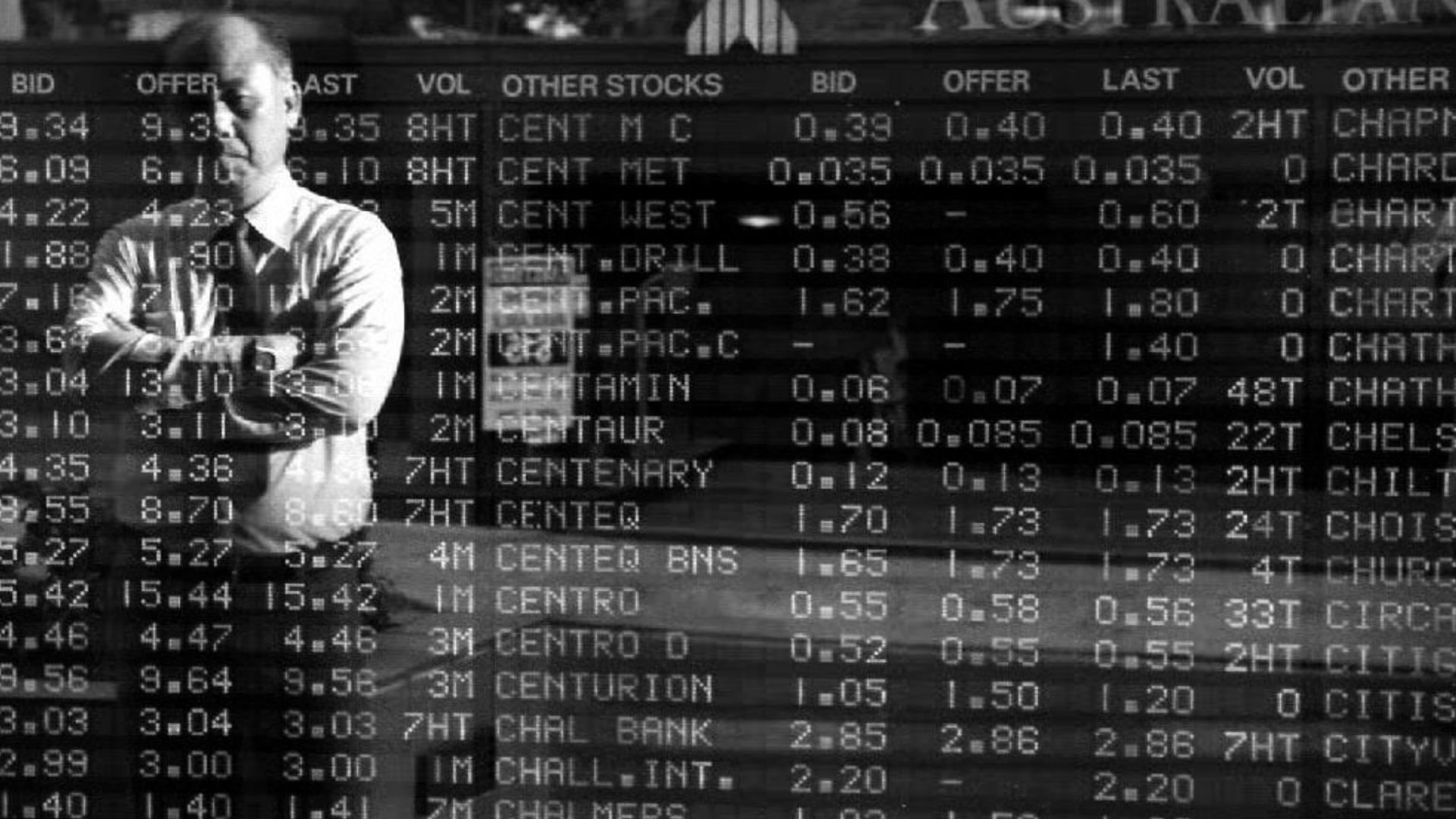 flashback: black monday: the stock market crash of 1987