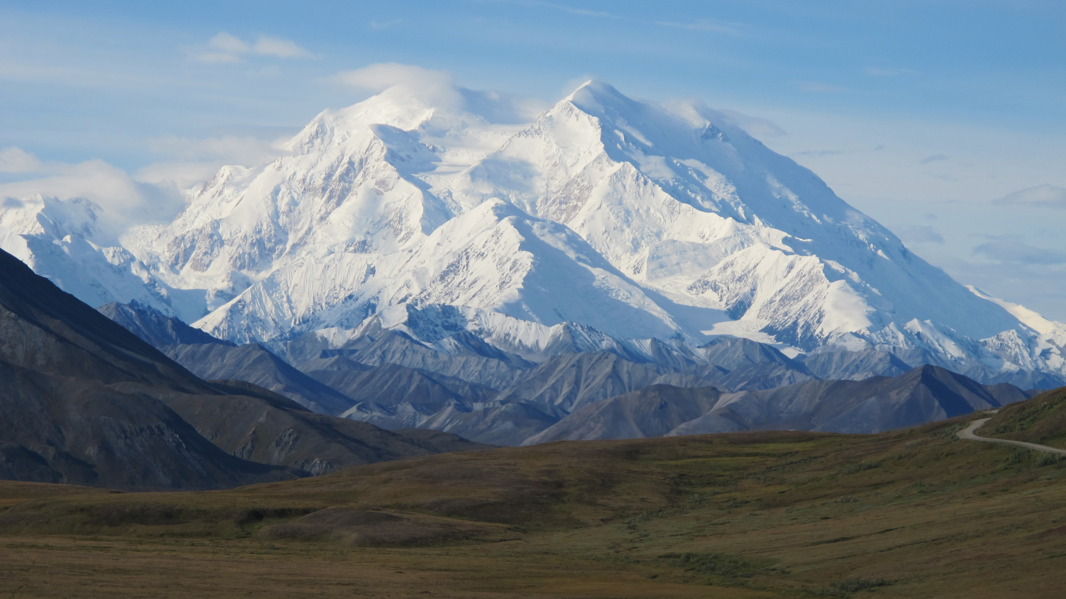 Mt. McKinley to Denali: How A Mountain's Renaming Got Tied Up in Politics