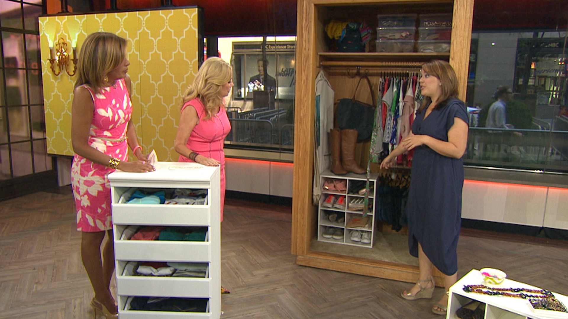 Clear The Clutter In Your Closet, And Find Your New Wardrobe Inside