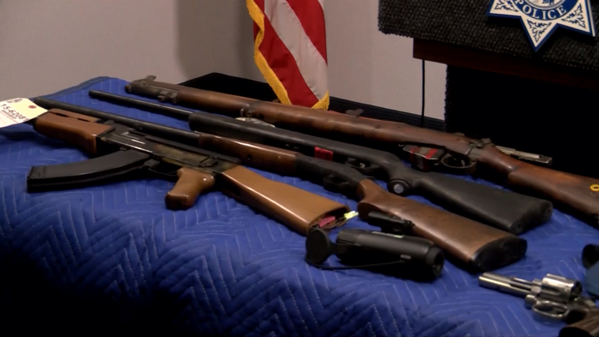 Instagram Threat Closes Two California Schools, Guns Found at Teen's Home