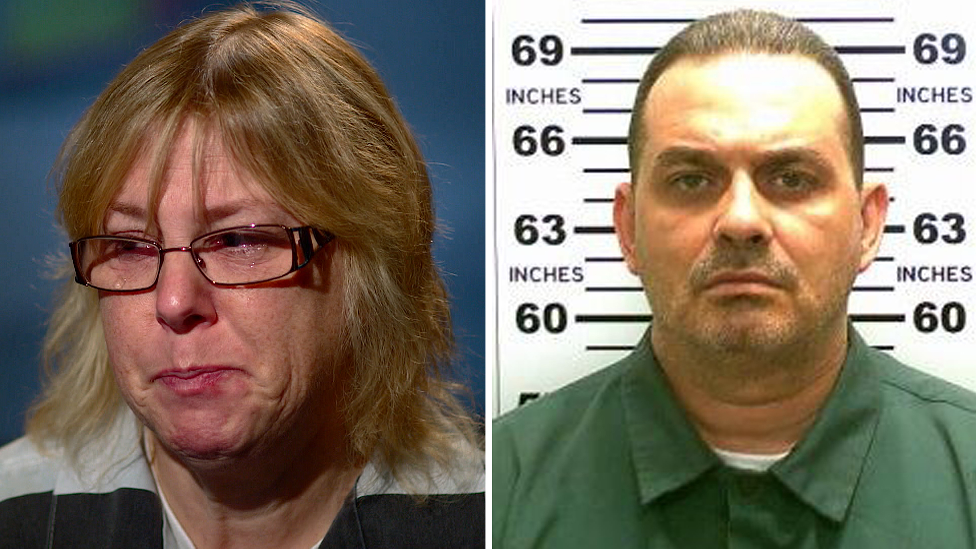 Joyce Mitchell: 'There was never any love' with escaped inmate