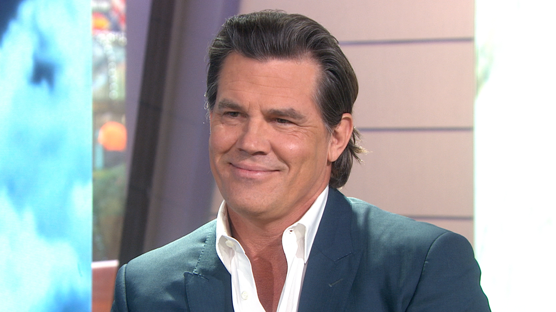 Josh Brolin Details The Many Challenges Of Filming