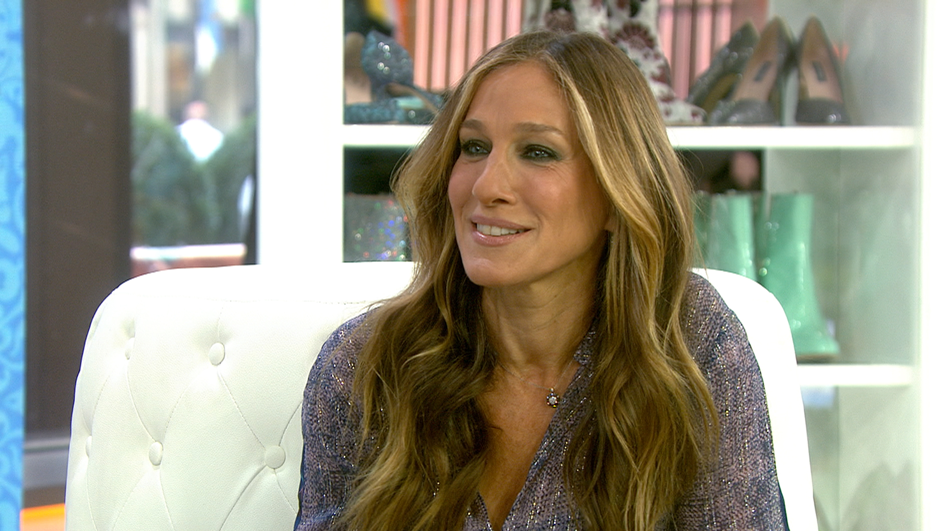 Sarah Jessica Parker There Is A Story But No Decision