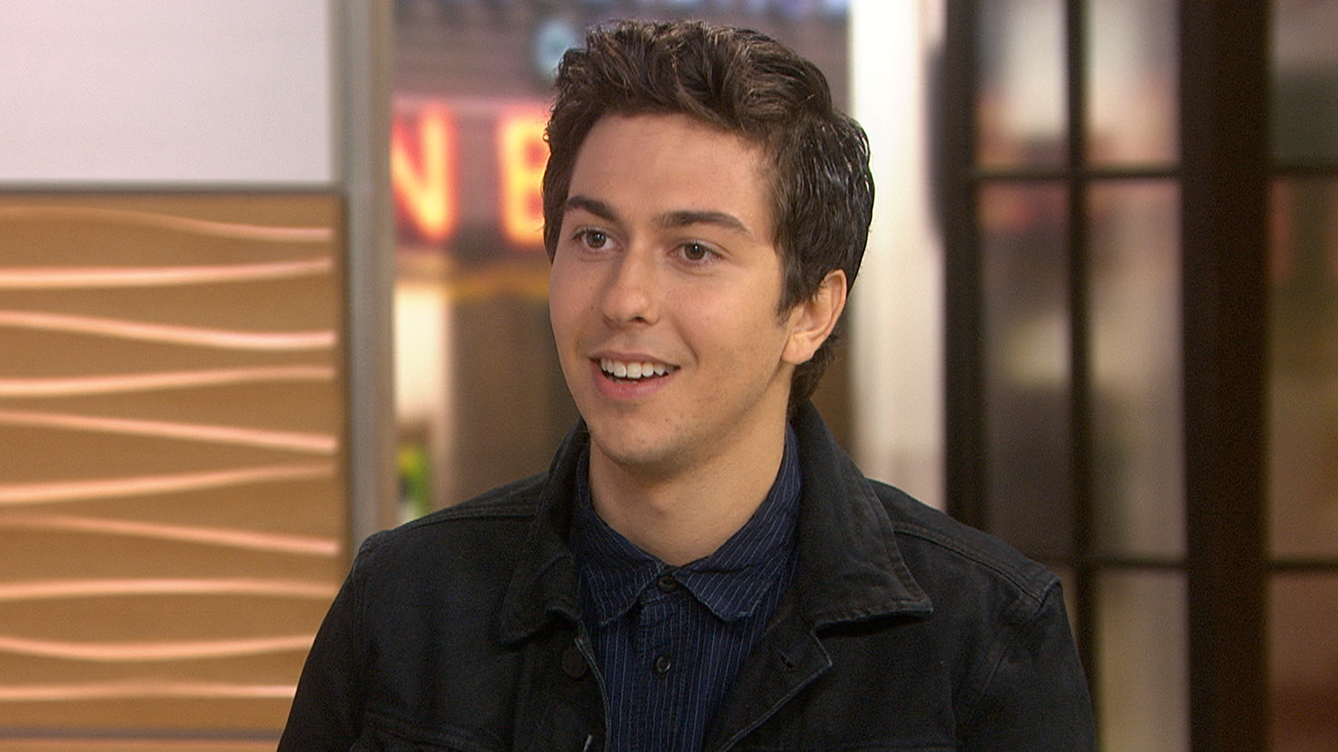 Nat Wolff: 'I was terrified' of fighting Mickey Rourke in ...